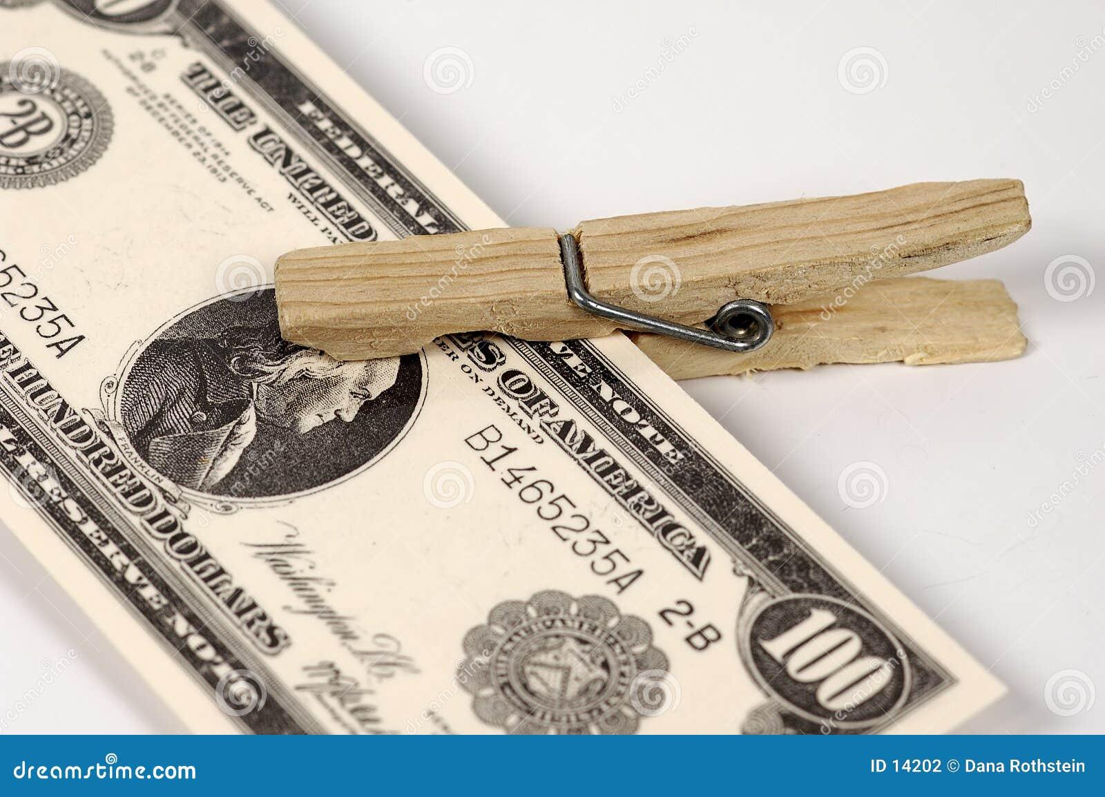 Download Clip dei soldi fotografia stock. Immagine di valuta, contabilità - 14202