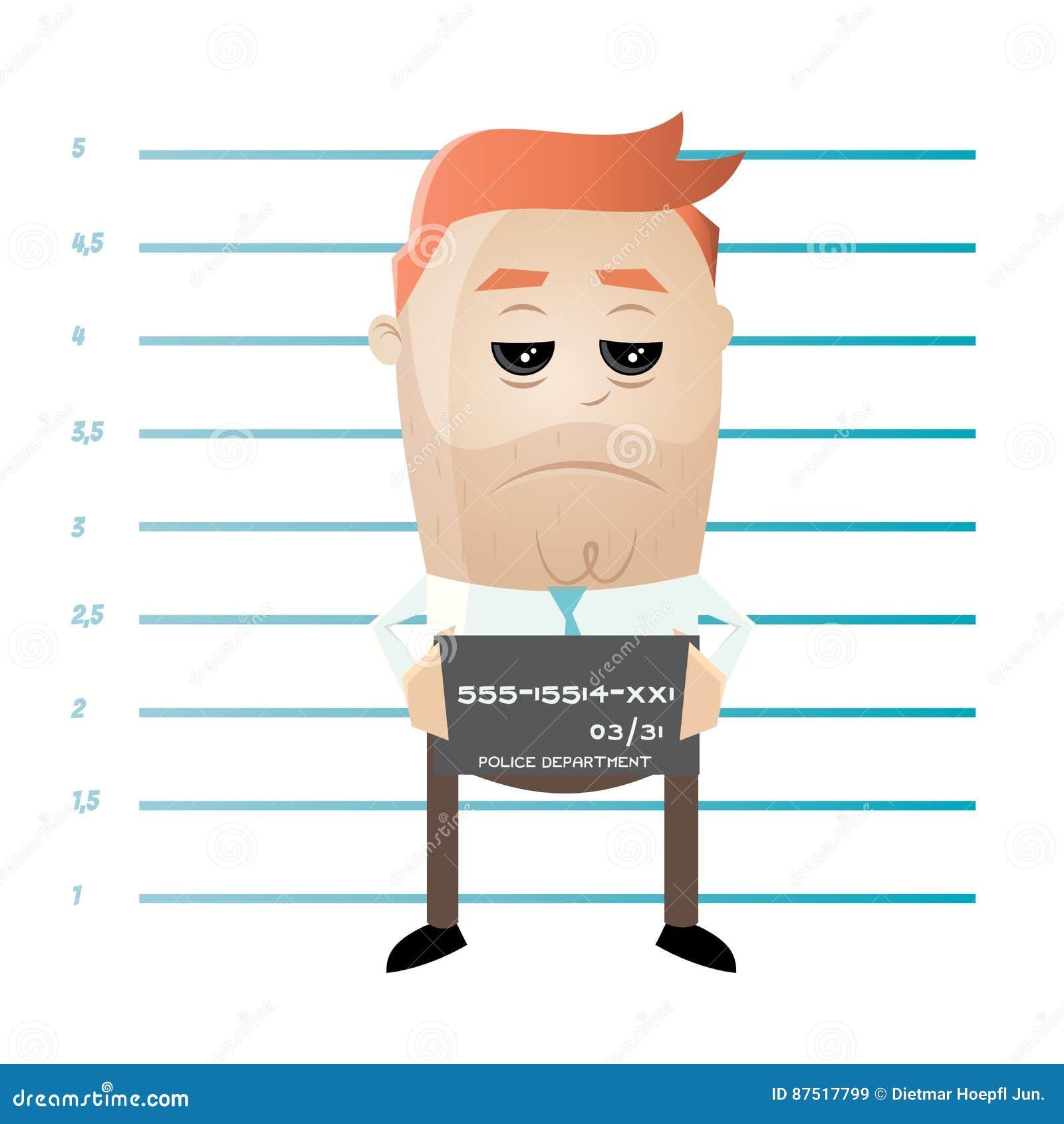Mugshot Gangster Stock Illustrations – 46 Mugshot Gangster Stock ...