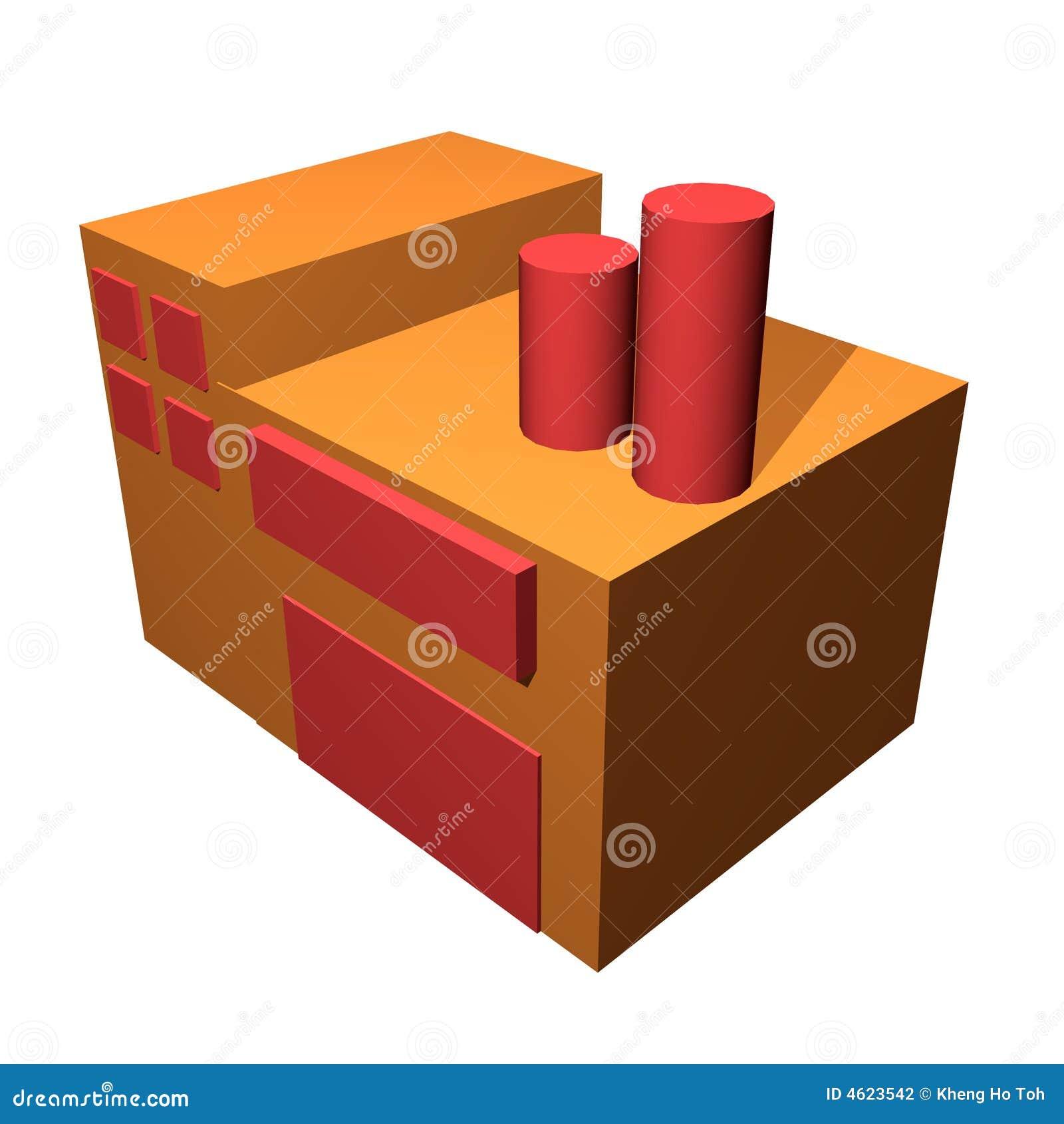 Clipart Images Graphiques Generique Simple D Usine Illustration Stock Illustration Du Simple Generique 4623542