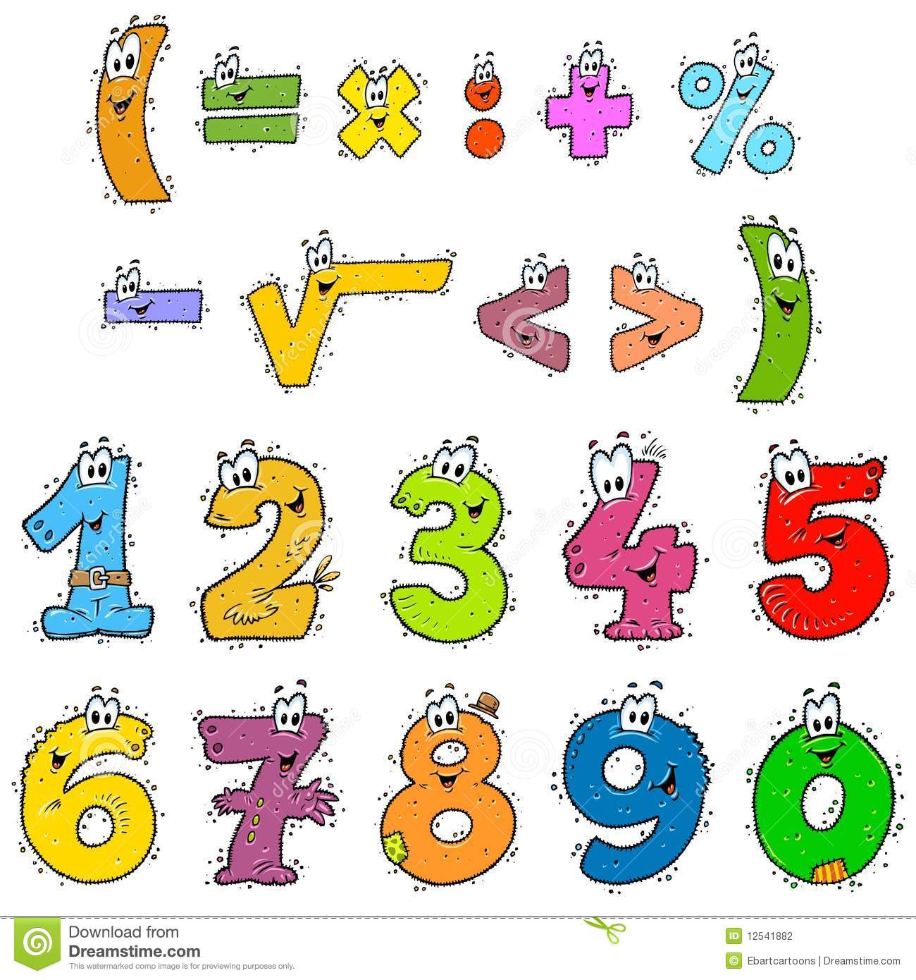 christmas numbers clipart free - photo #37