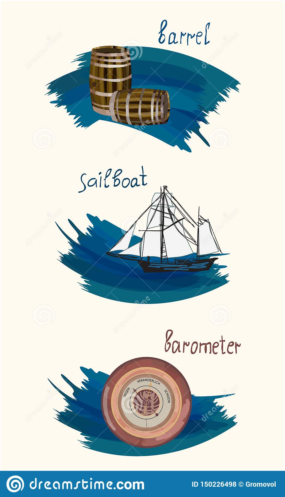 Clipart_old事watercolor_4