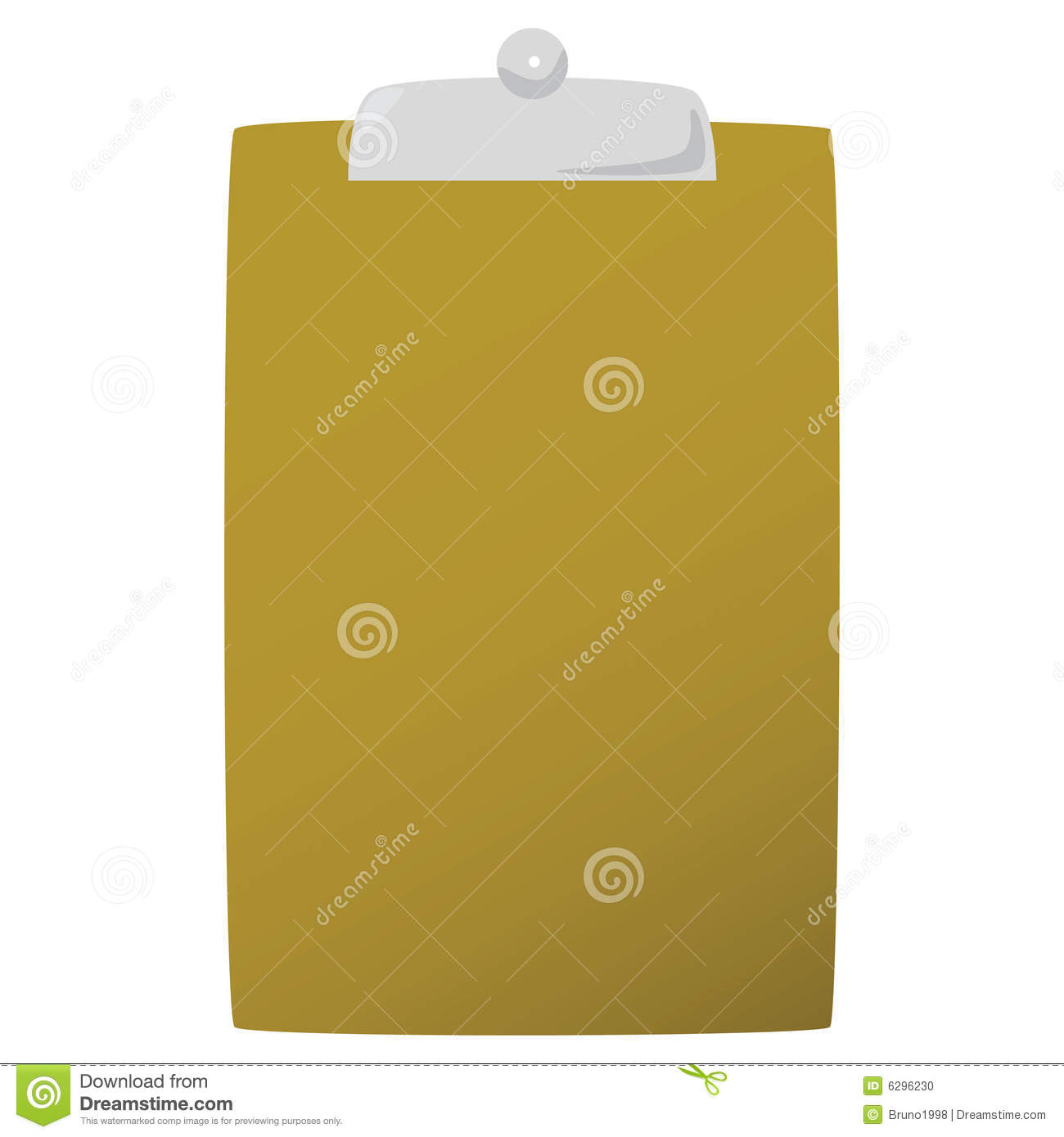 Clipboard stock vector illustration of light note wood for Www homedesigns com