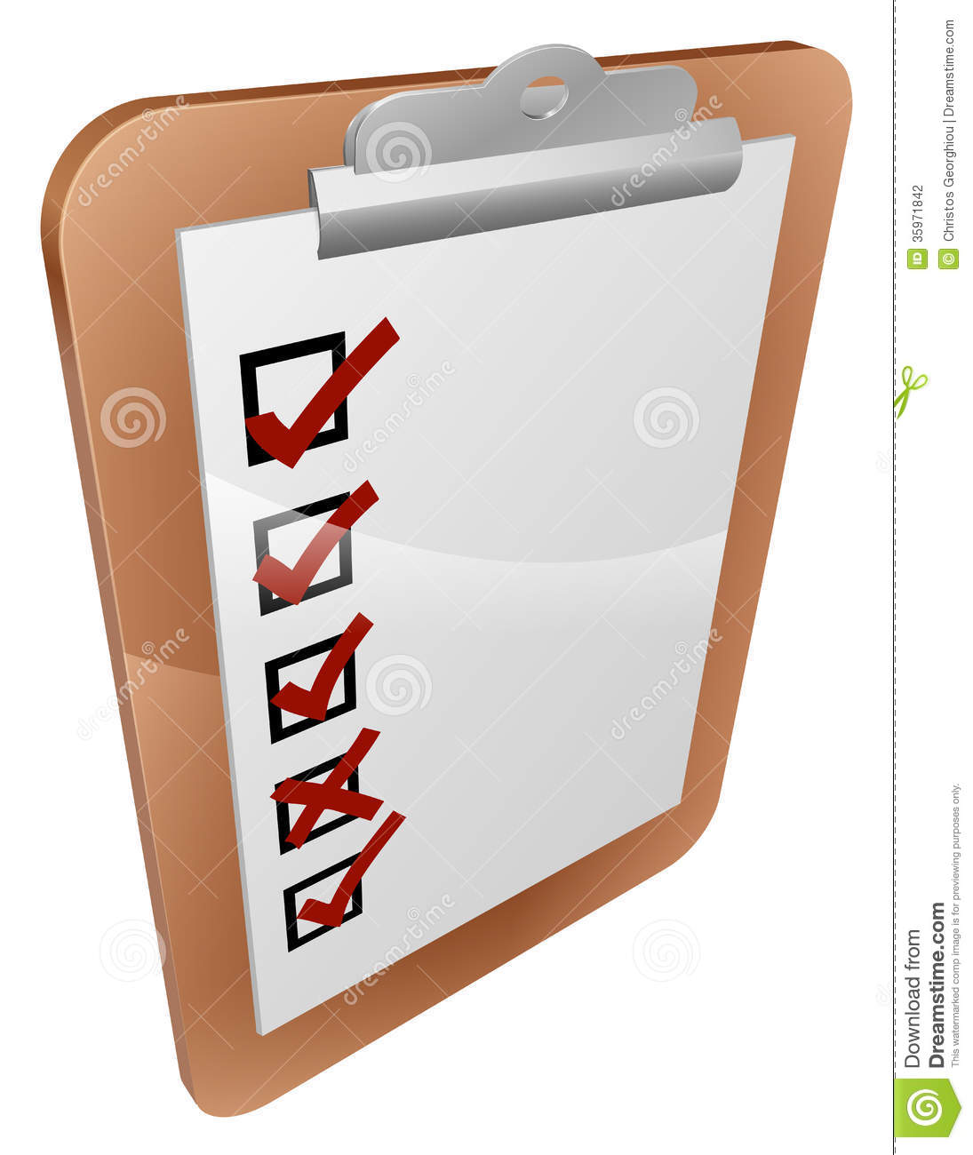 clipboard-survey-illustration-icon-form-tick-bo-35971842 Application Form Of Census on free blank,