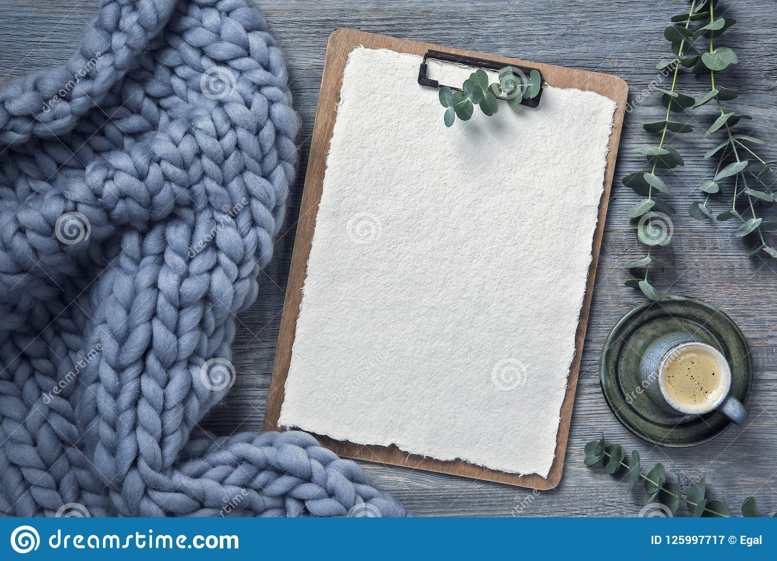 Download Clipboard with white paper stock image. Image of dark - 125997717