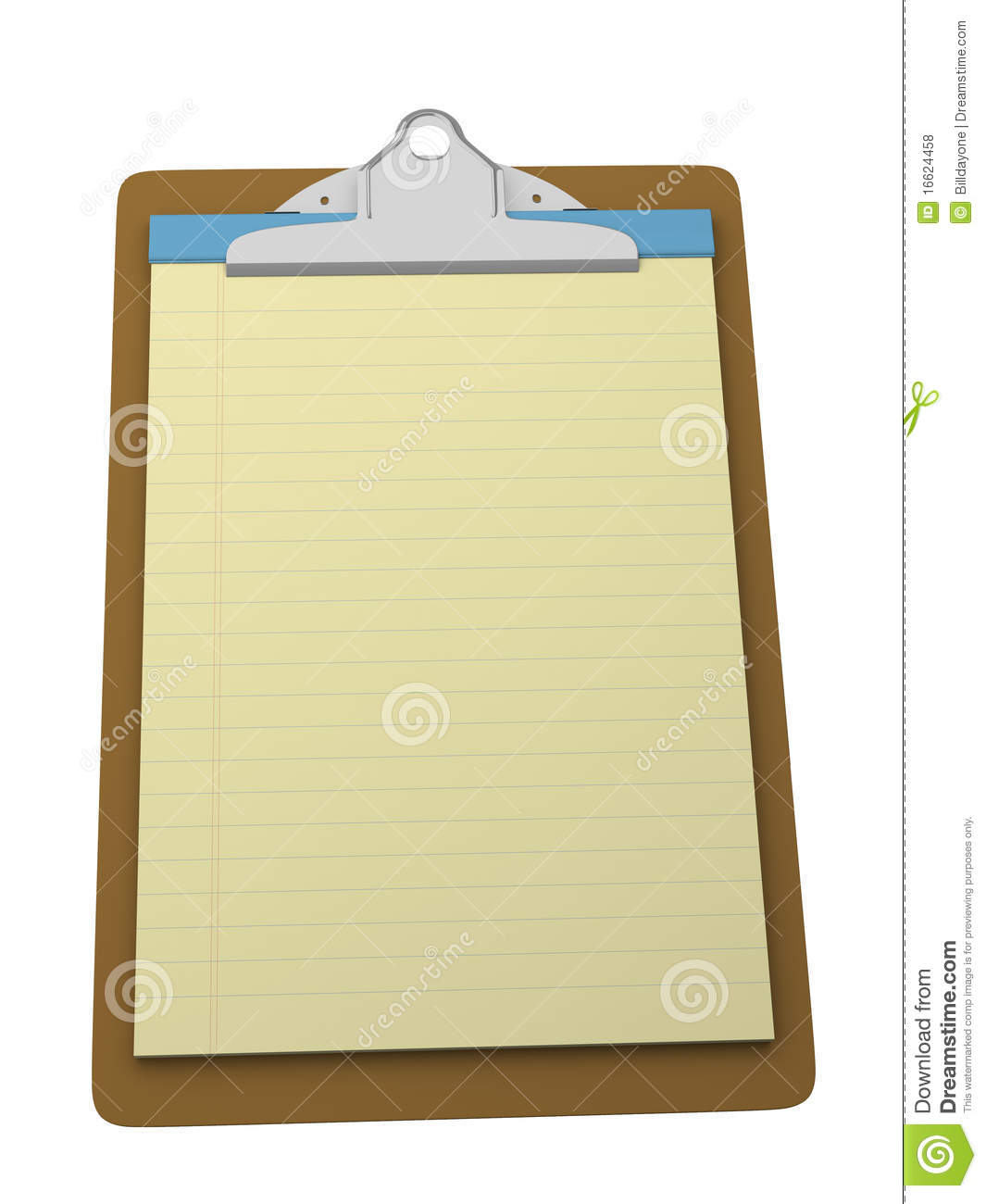 Clipboard with yellow legal pad stock illustration illustration of clipboard with yellow legal pad maxwellsz