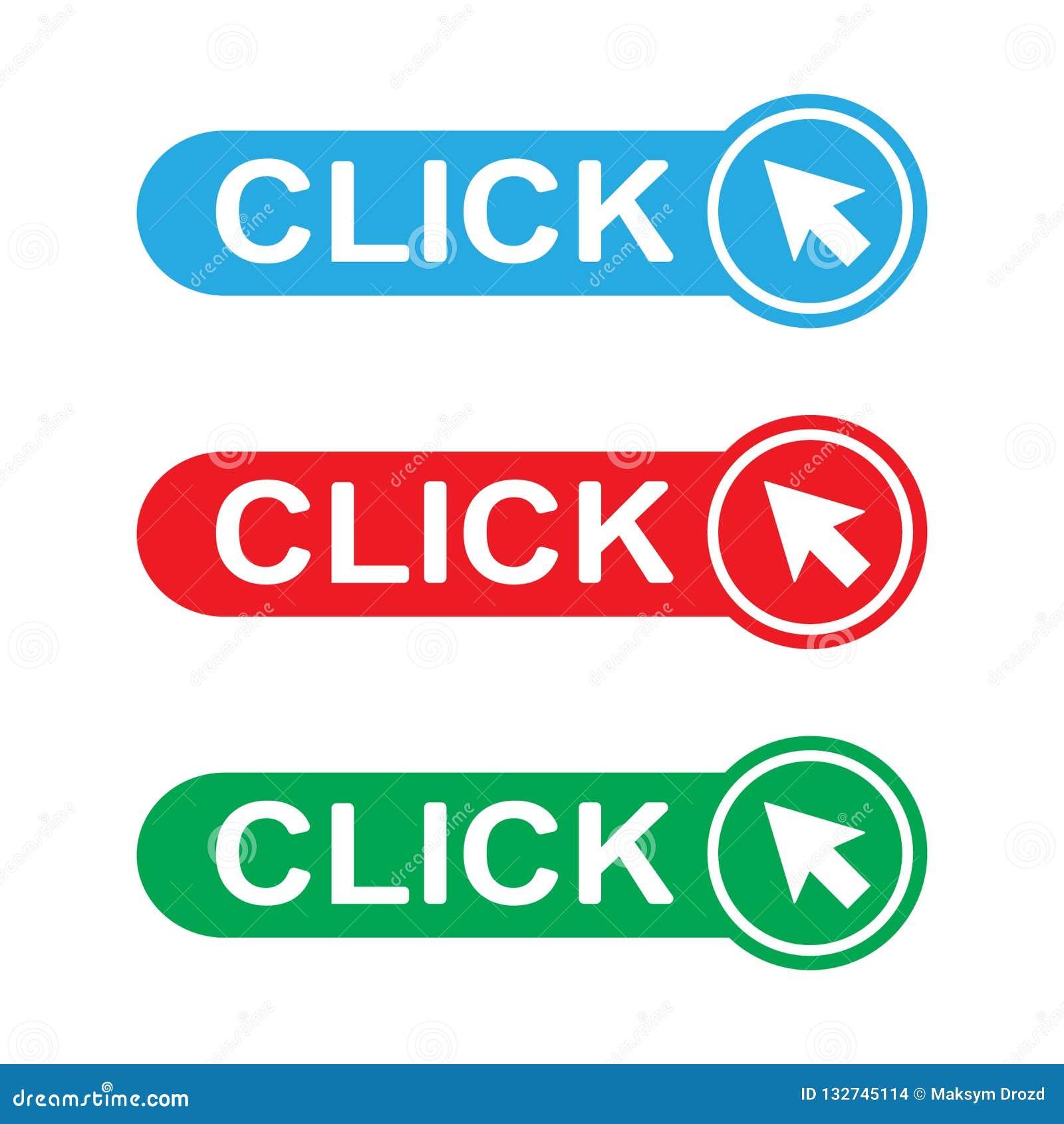 Clique o botão com ponteiro de seta