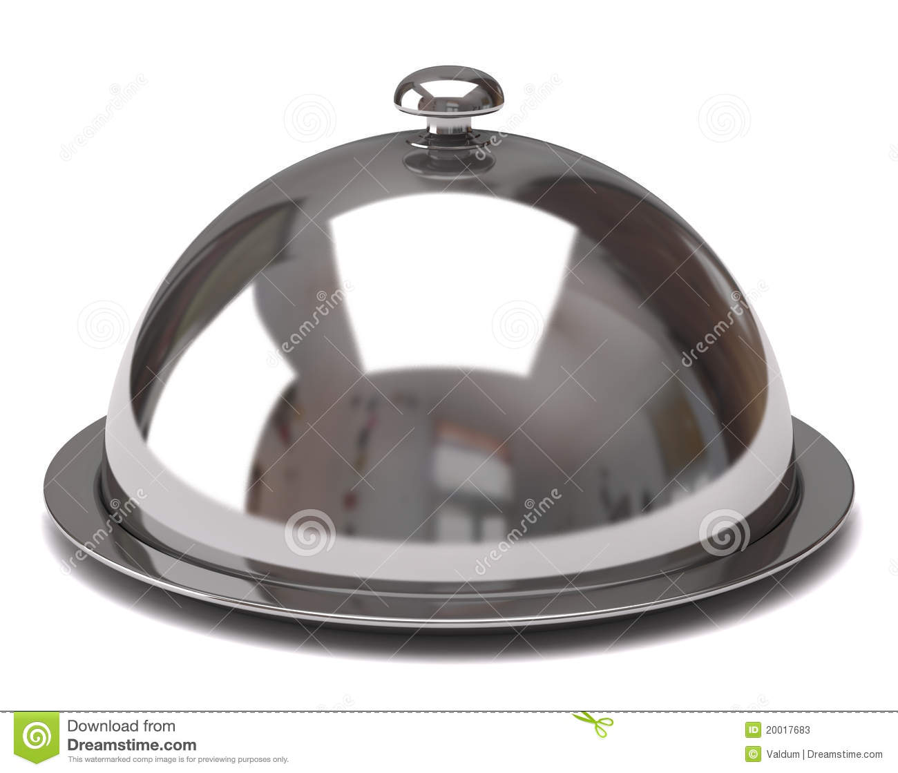 Cloche de restaurant photos stock image 20017683 - Cloche de cuisine ...