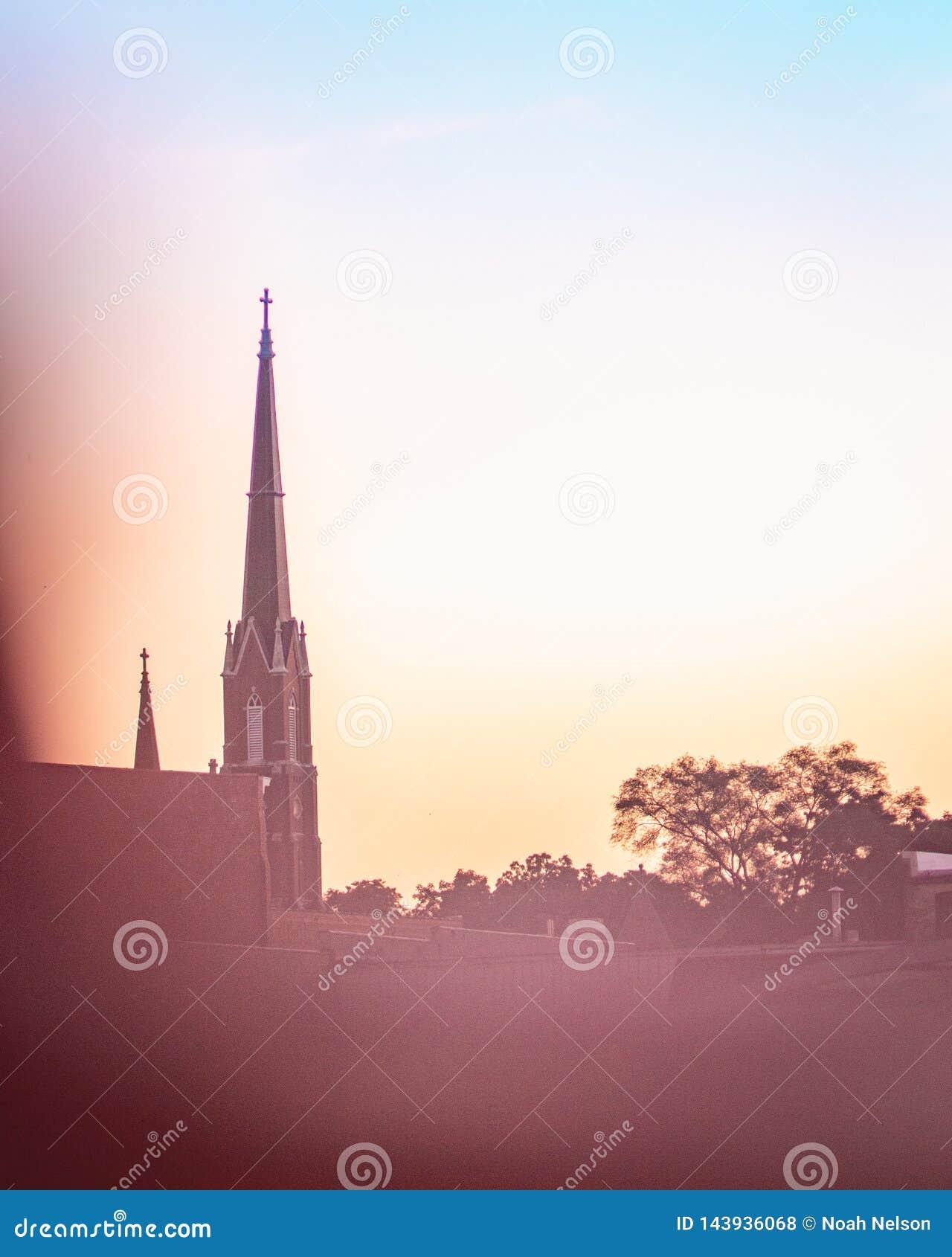 Clocher d église
