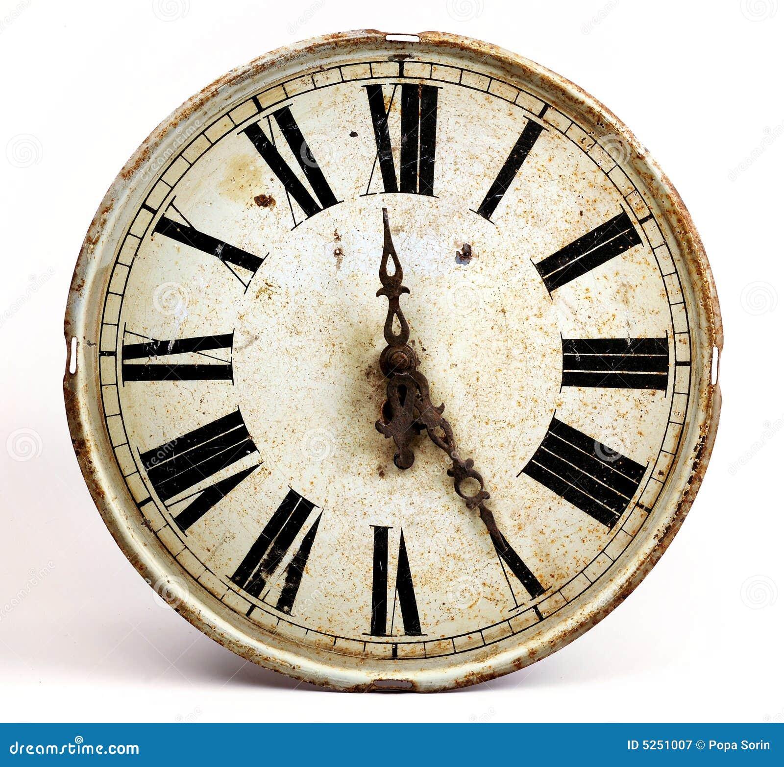 Clock Royalty Free Stock Photography Image 5251007