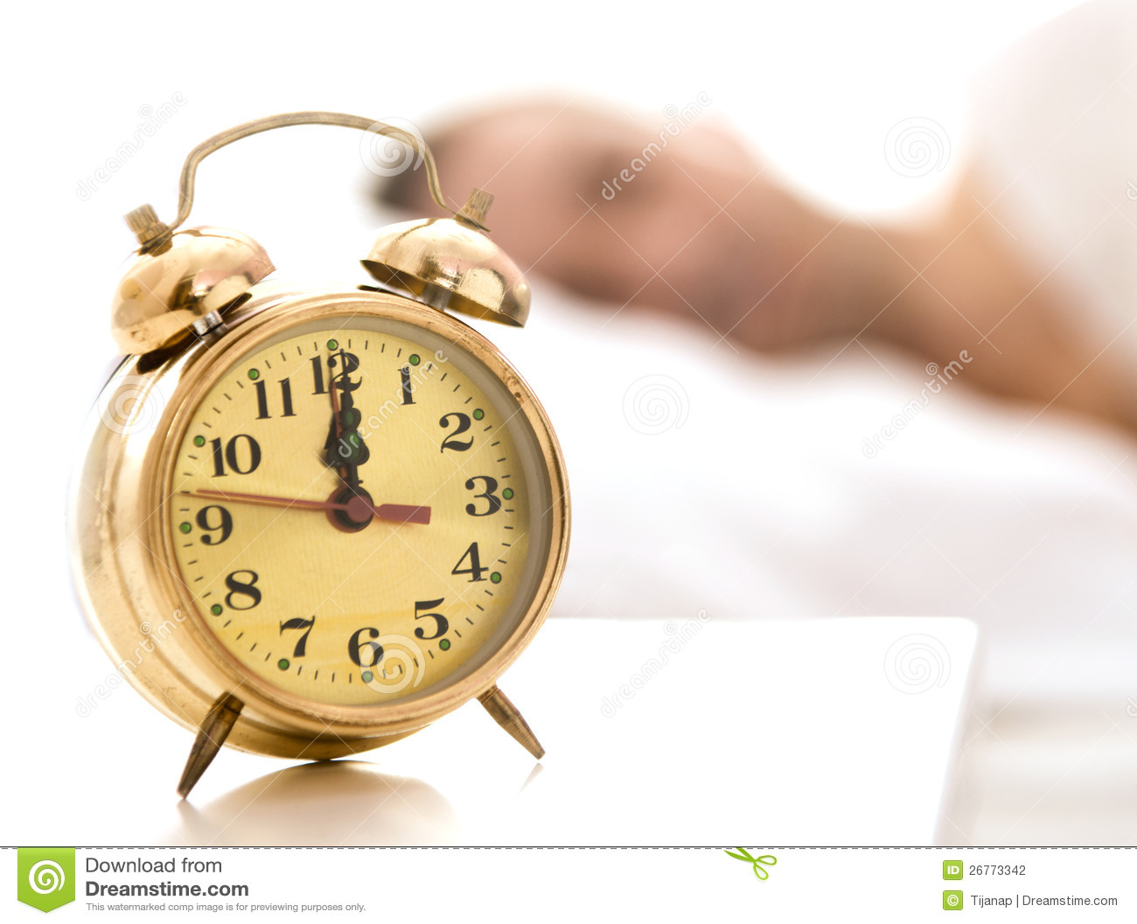 Clock Close Up, Person...