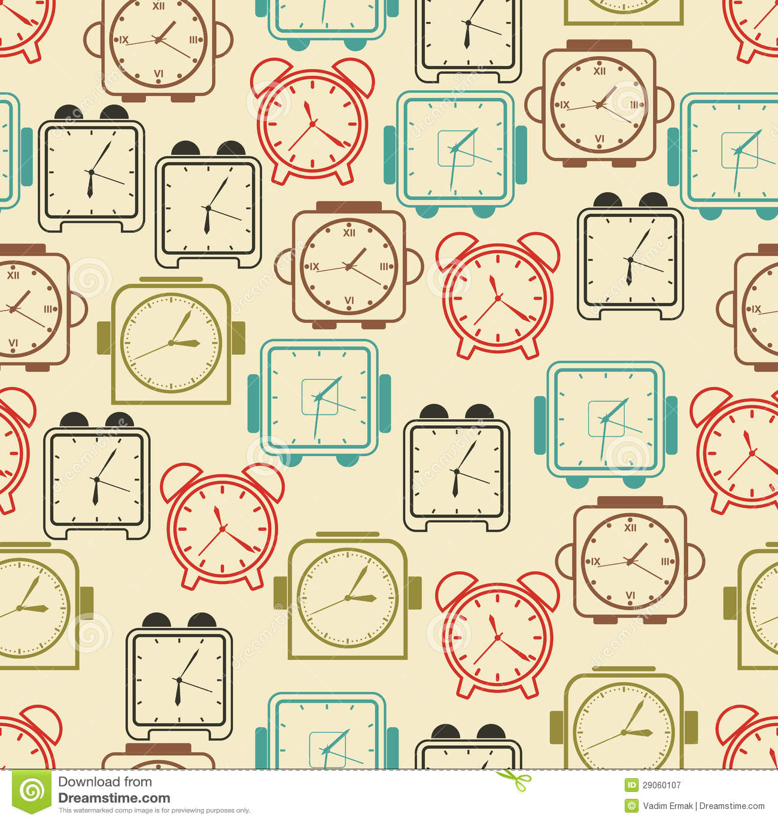 Clock Patterns