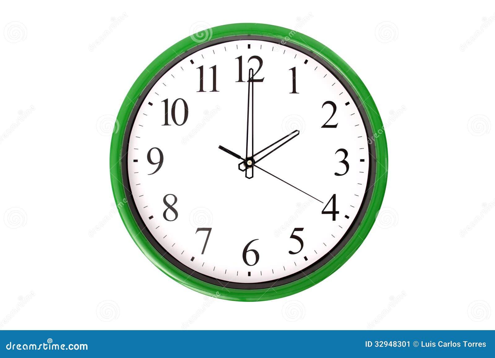 Clock serie - 2 o clock