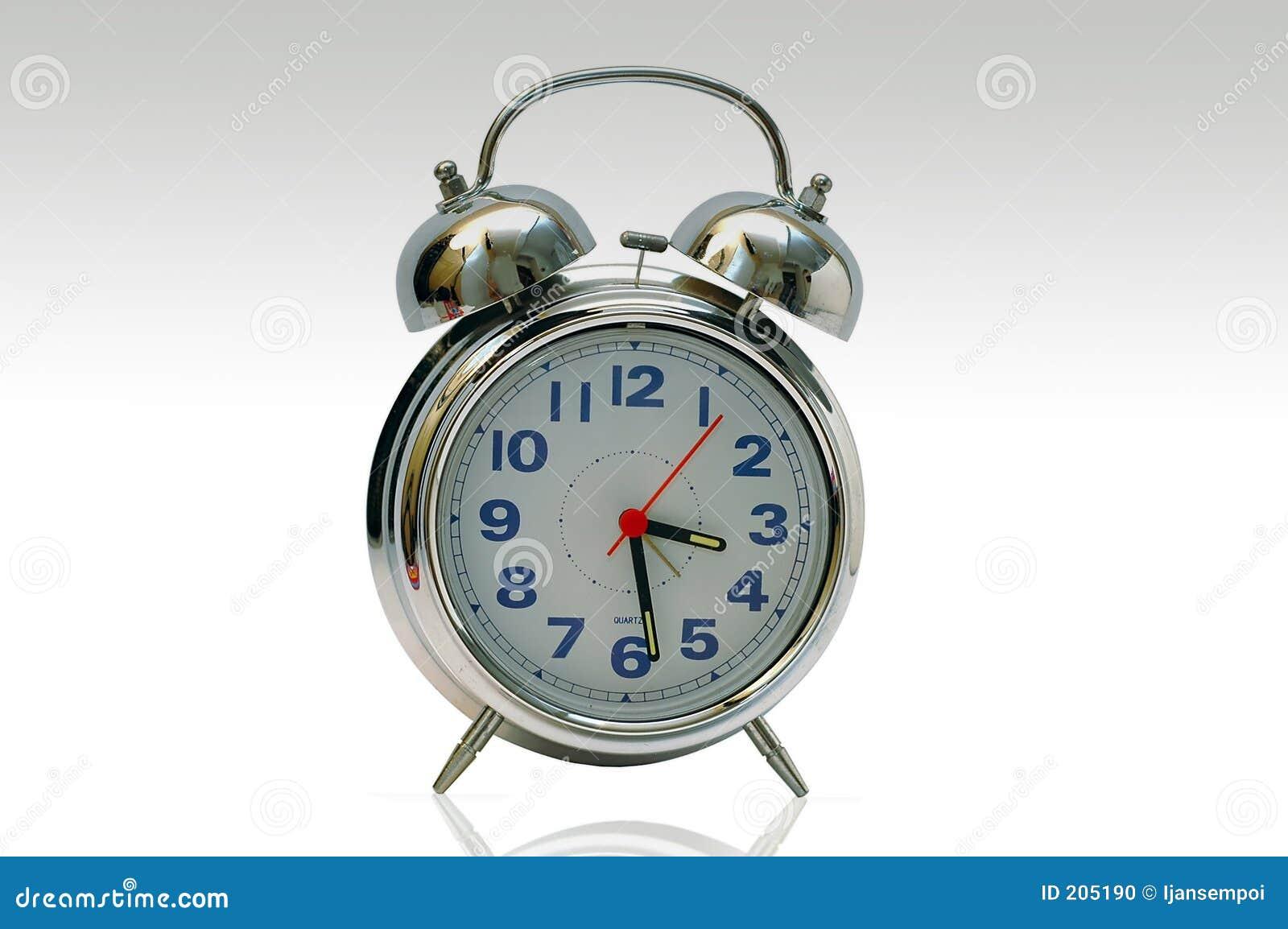 Clock tappning