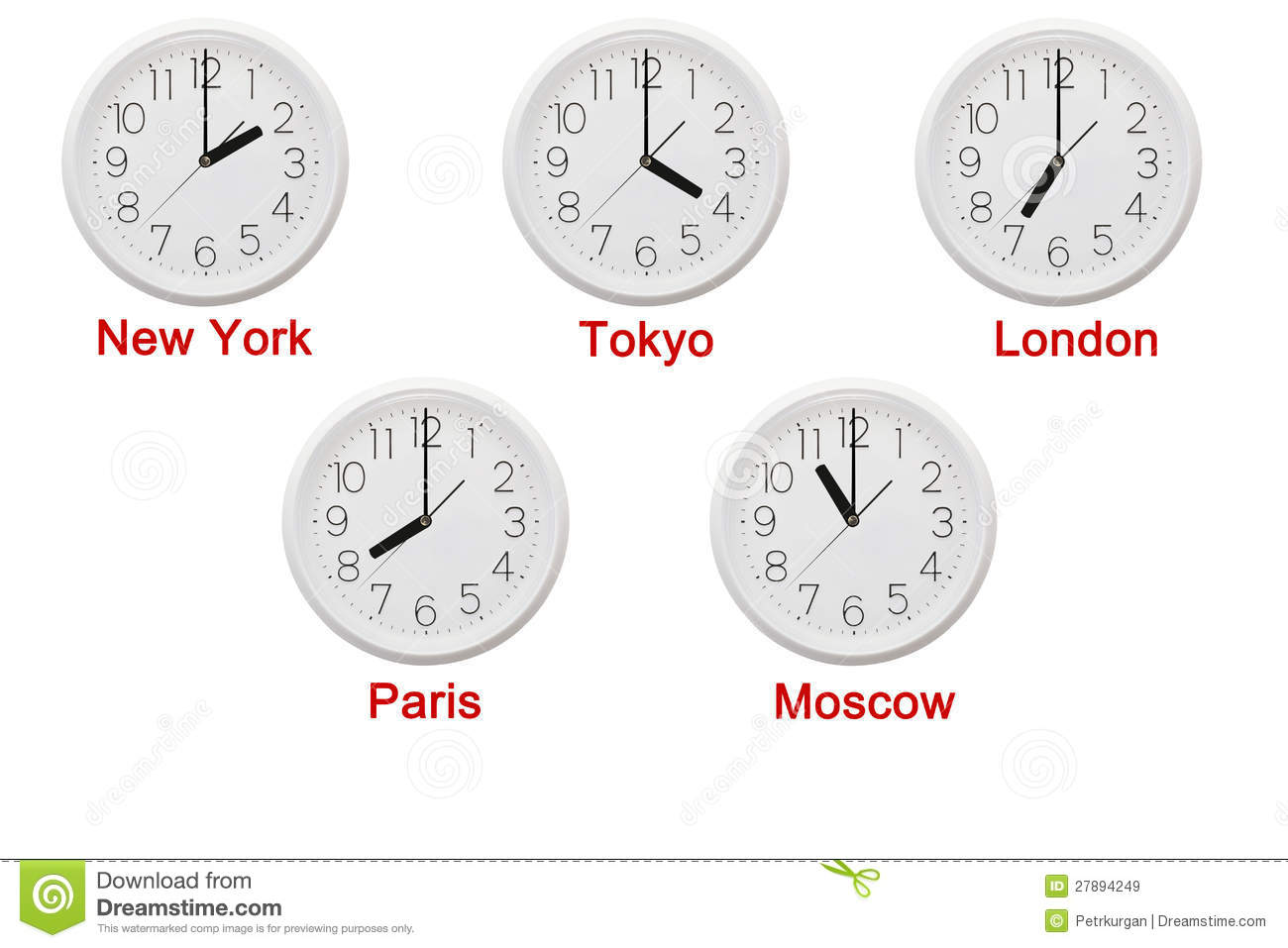 Time Zones Us Map States