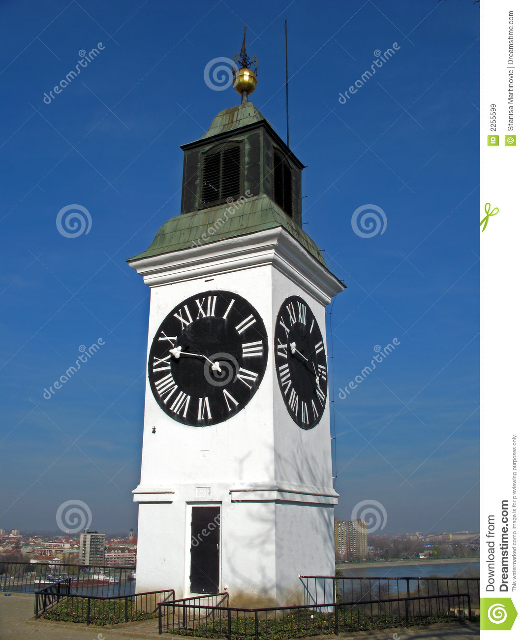 Clock tower