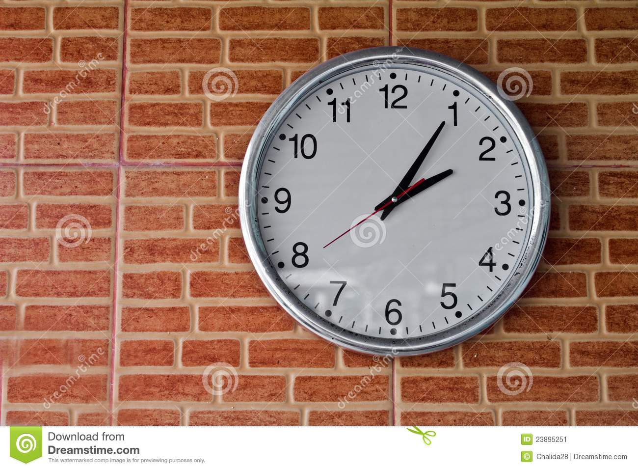 On The Clock Online Discount