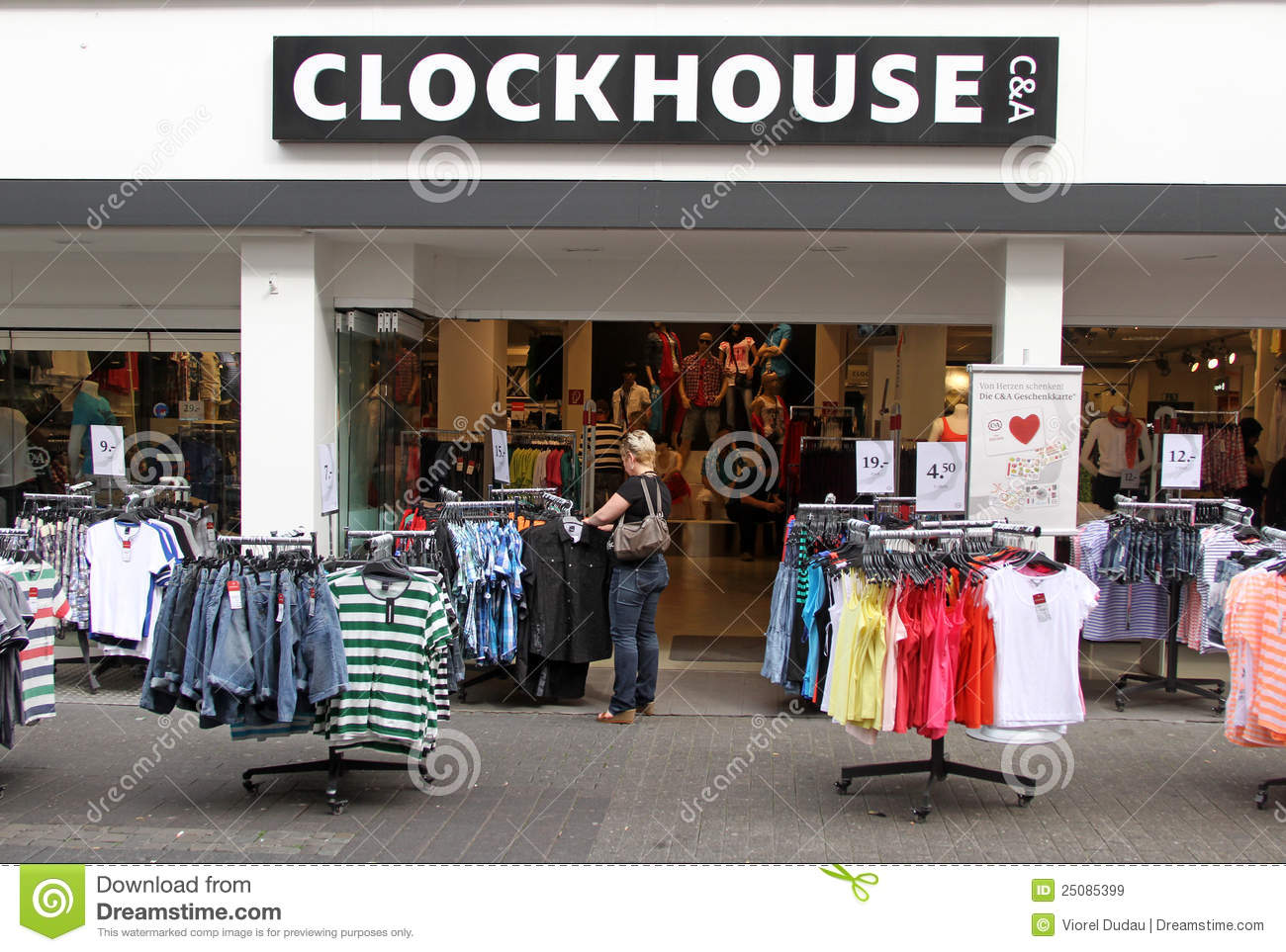 royalty free stock images clockhouse by c a image 25085399. Black Bedroom Furniture Sets. Home Design Ideas