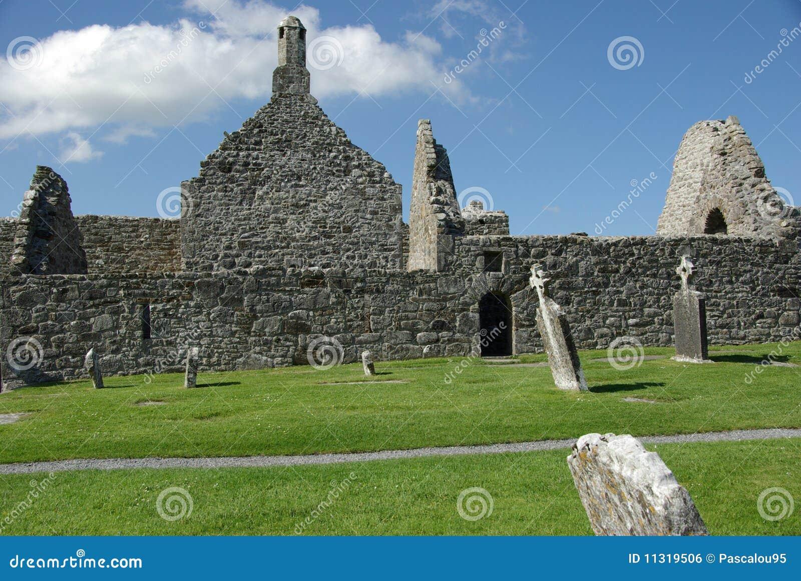 Clonamacnoise, Irland
