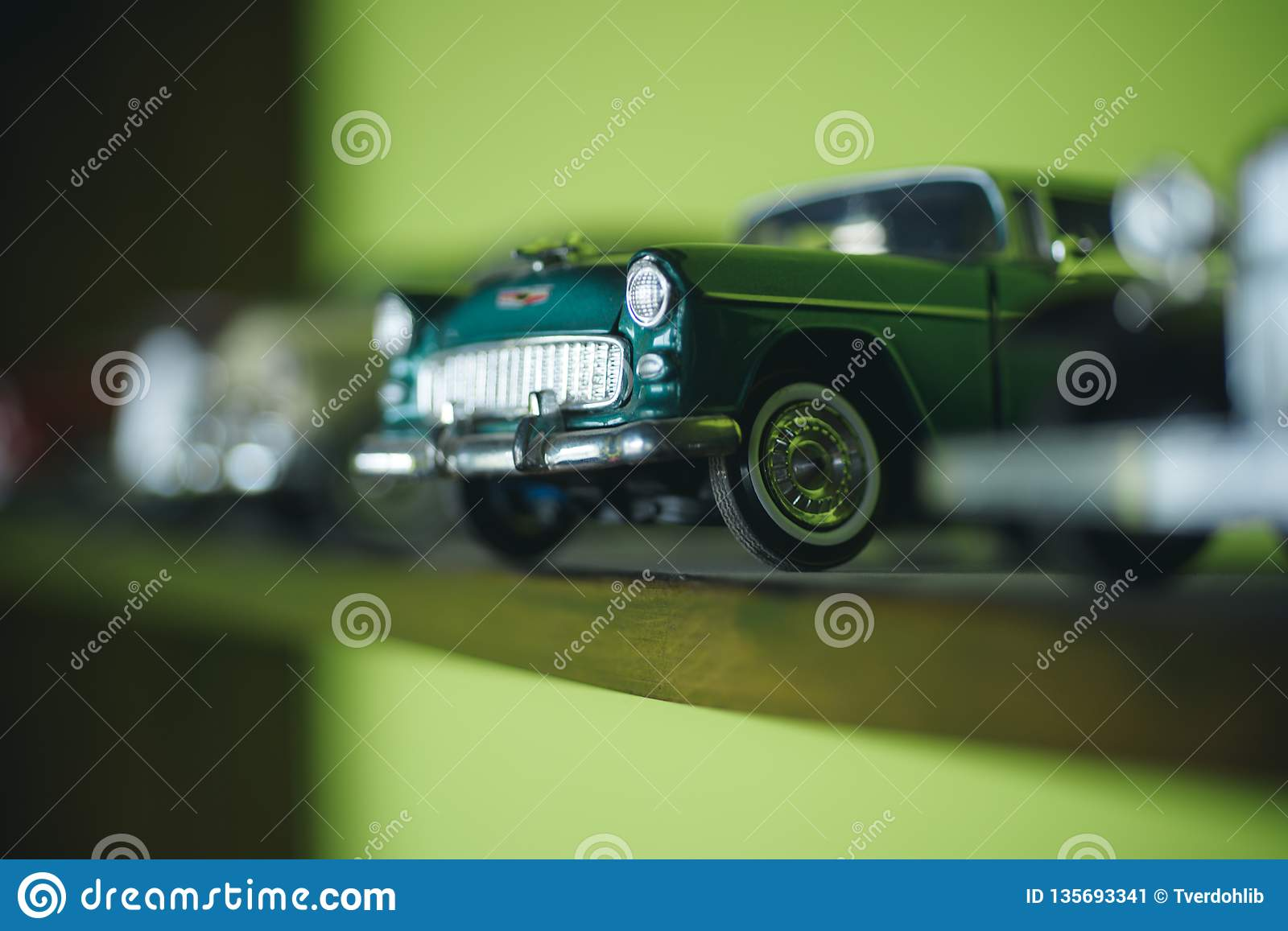A Close Attention To The Details  Retro Styled Cars  Toy Cars With