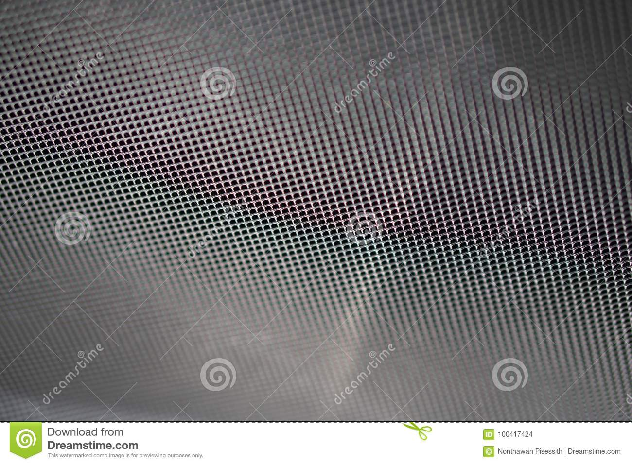 Close up abstract automotive technology background texture pattern