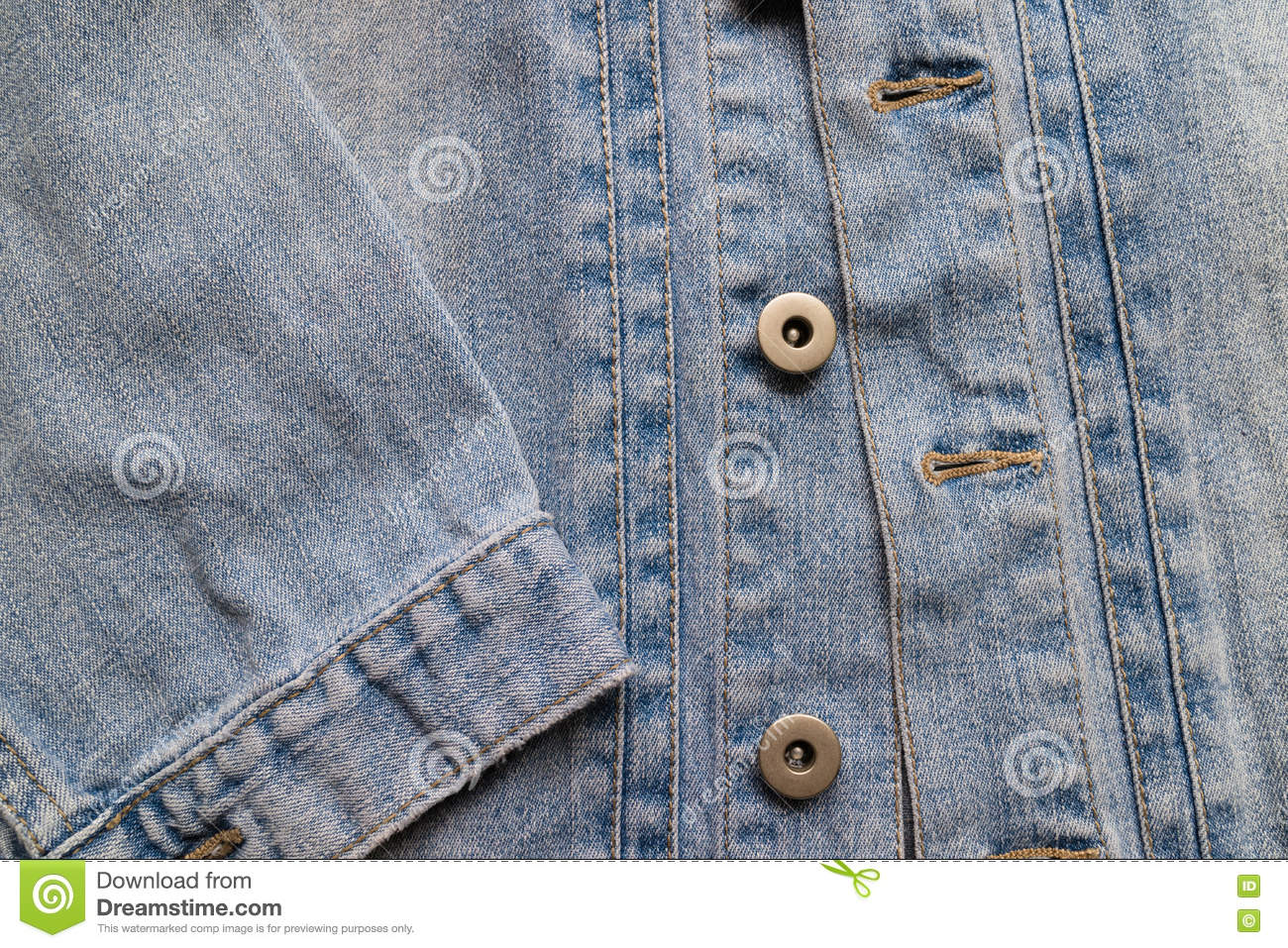 Old denim blue jeans royalty free stock photography for Old denim