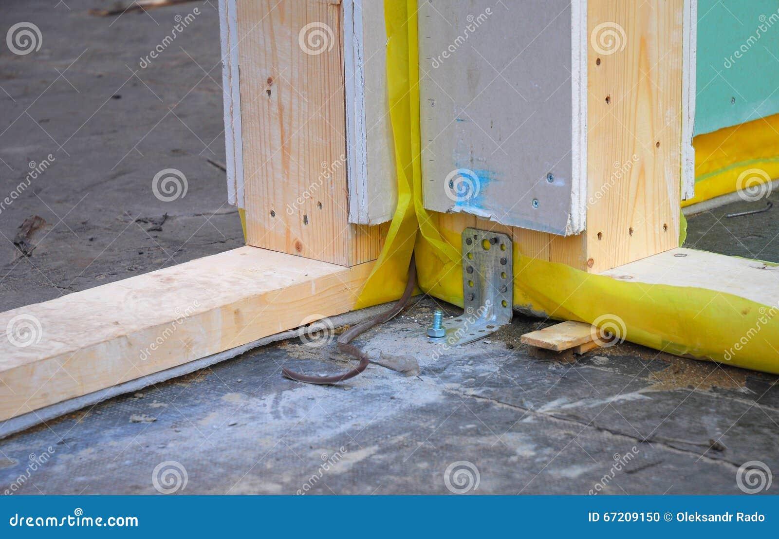 Floor Joists Stock Image Cartoondealer Com 3517129