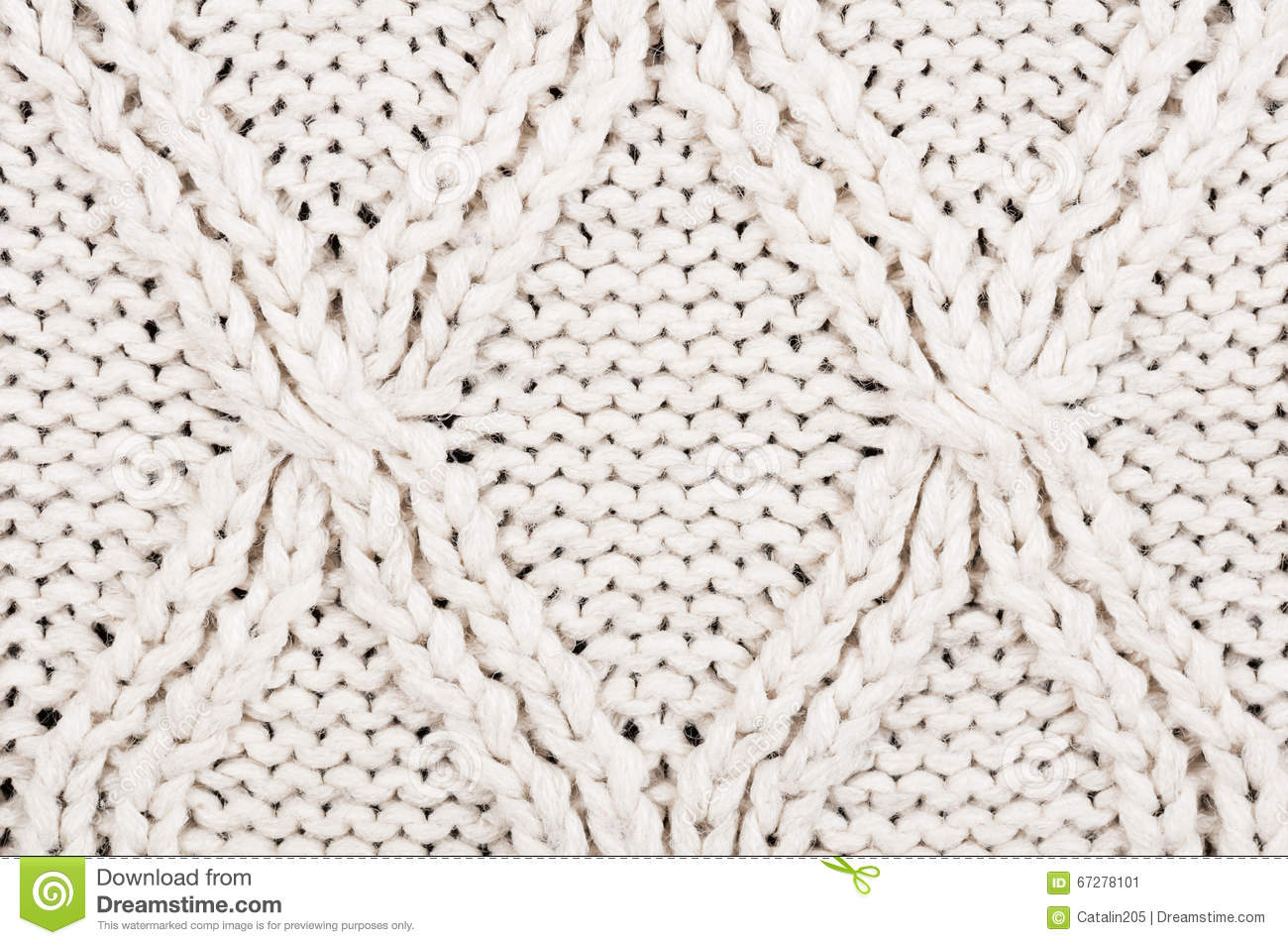 4450ed9d7816 Close-up of beige knitted winter sweater with pattern as textured material  concept