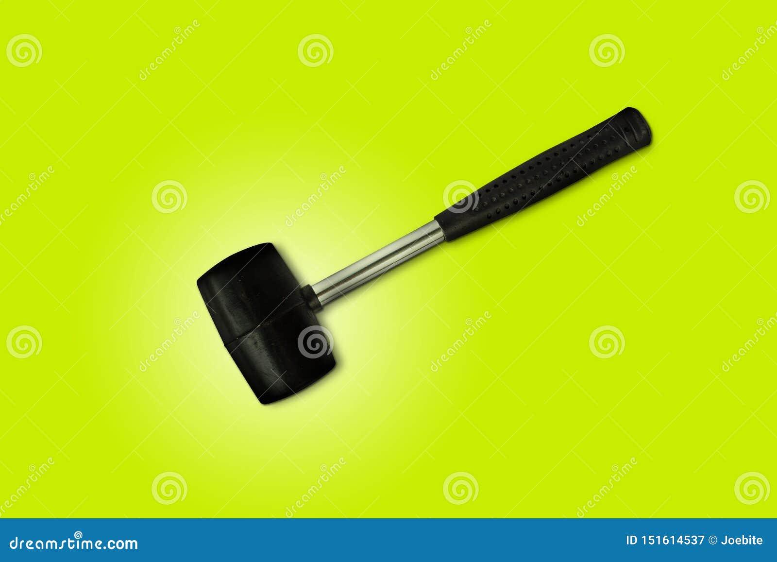 Flooring Tools Black Rubber Mallet