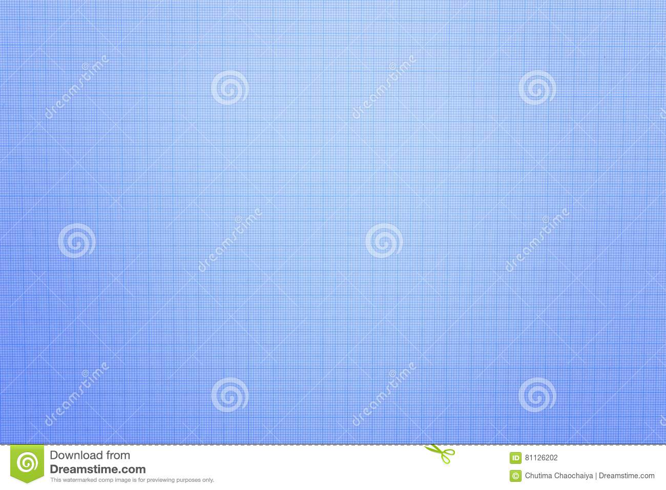 close up of blue graph paper or blueprint stock photo image of