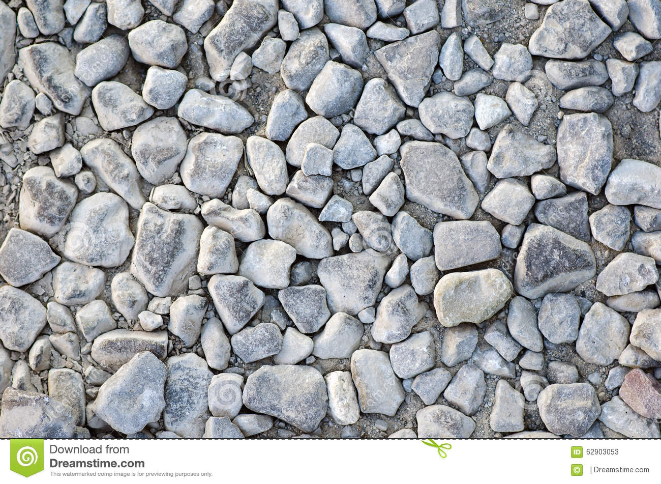 Rubble Stone Elevation Symbol : Stones in equality royalty free stock image