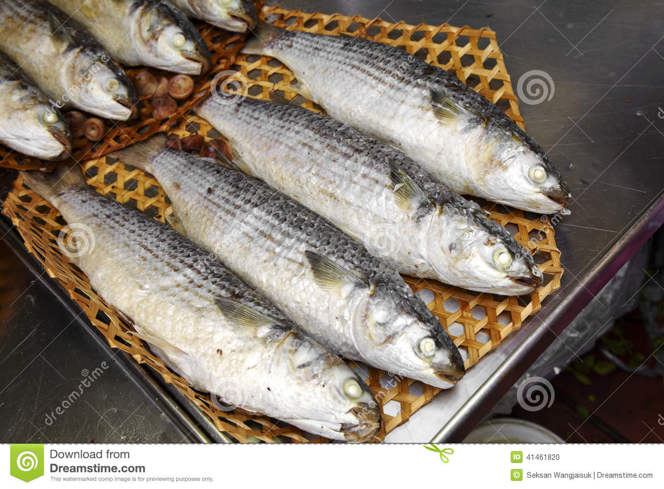 Close up chinese salt fish stock photo image of asian for Chinese salted fish