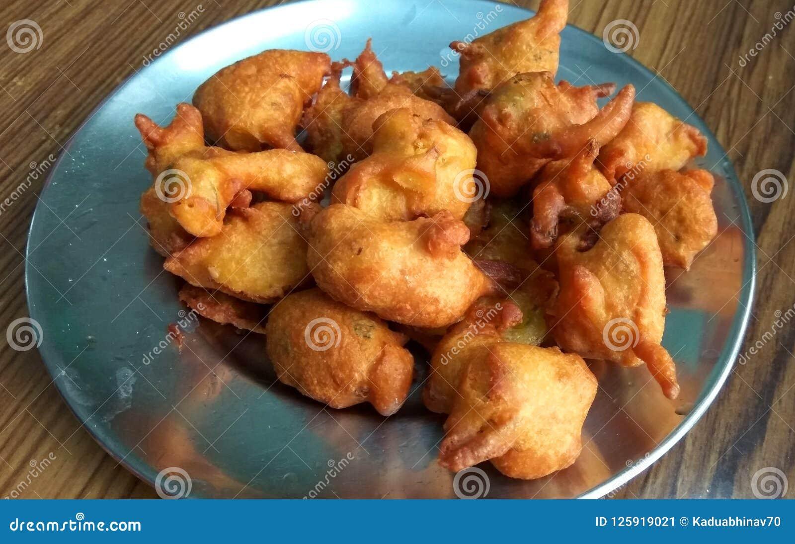 Fried Pakora