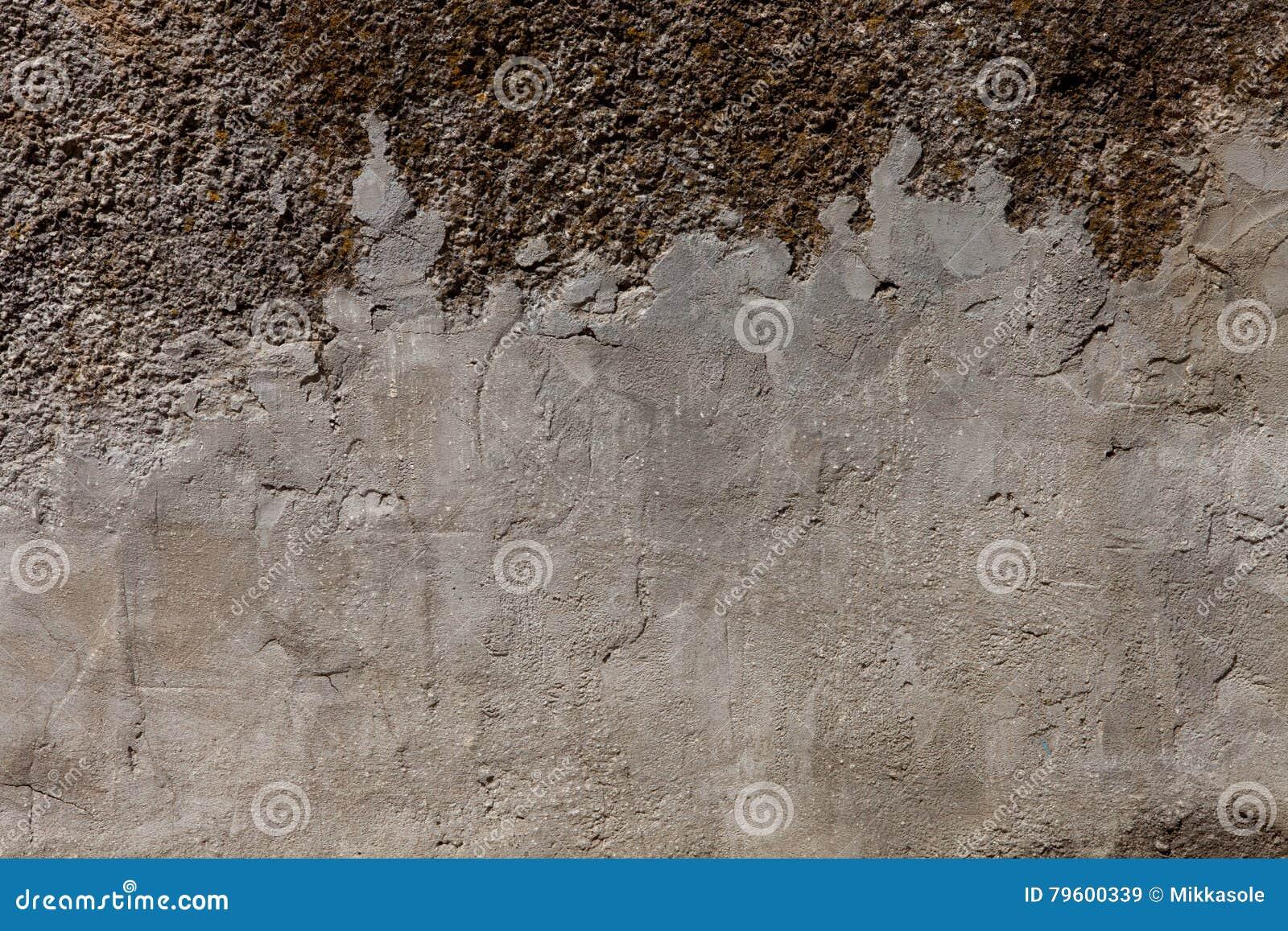 Close up concreto sujo da textura do cimento