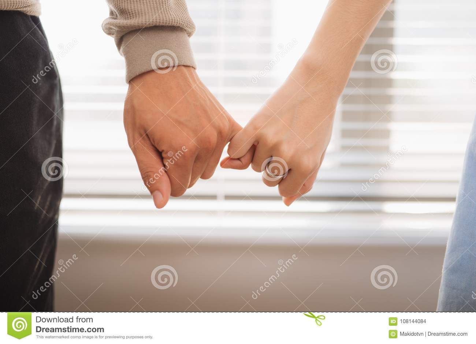 hook up hand