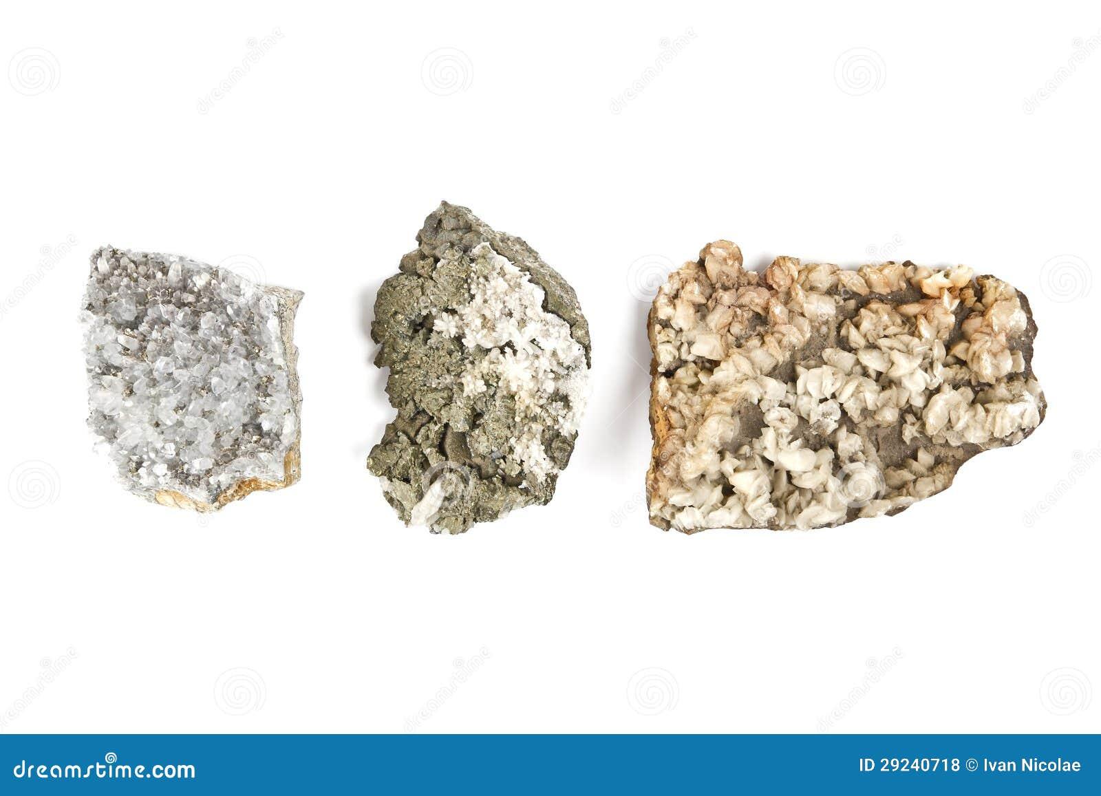 Download Close Up De Minerais Da Rocha Foto de Stock - Imagem de minerais, pedras: 29240718