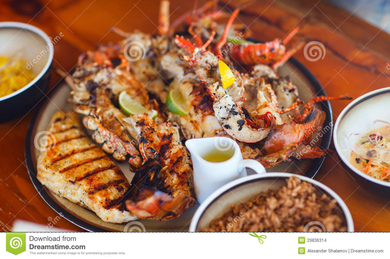 how to cook a seafood platter