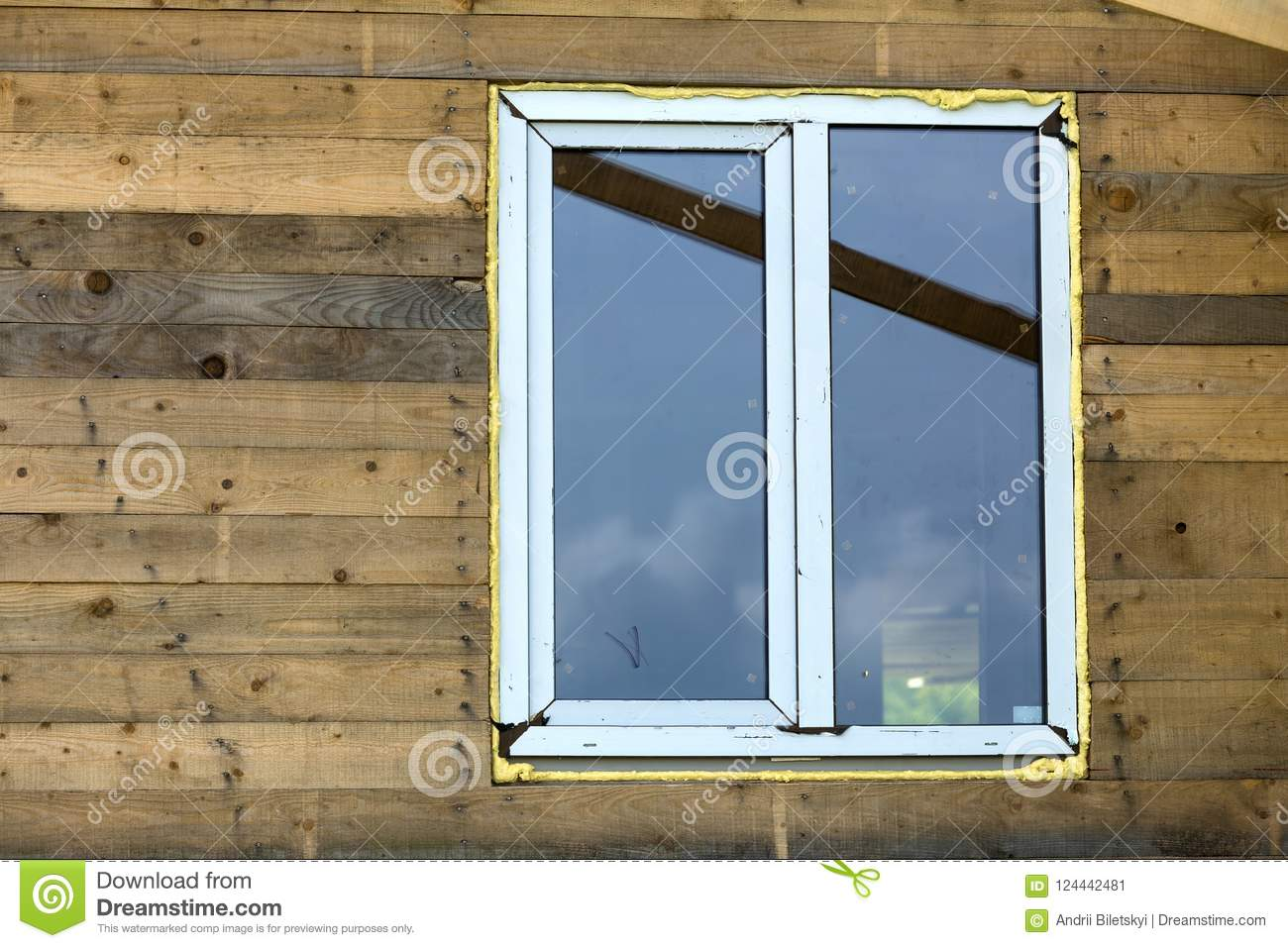 Installing plastic windows in a wooden house do it yourself 86