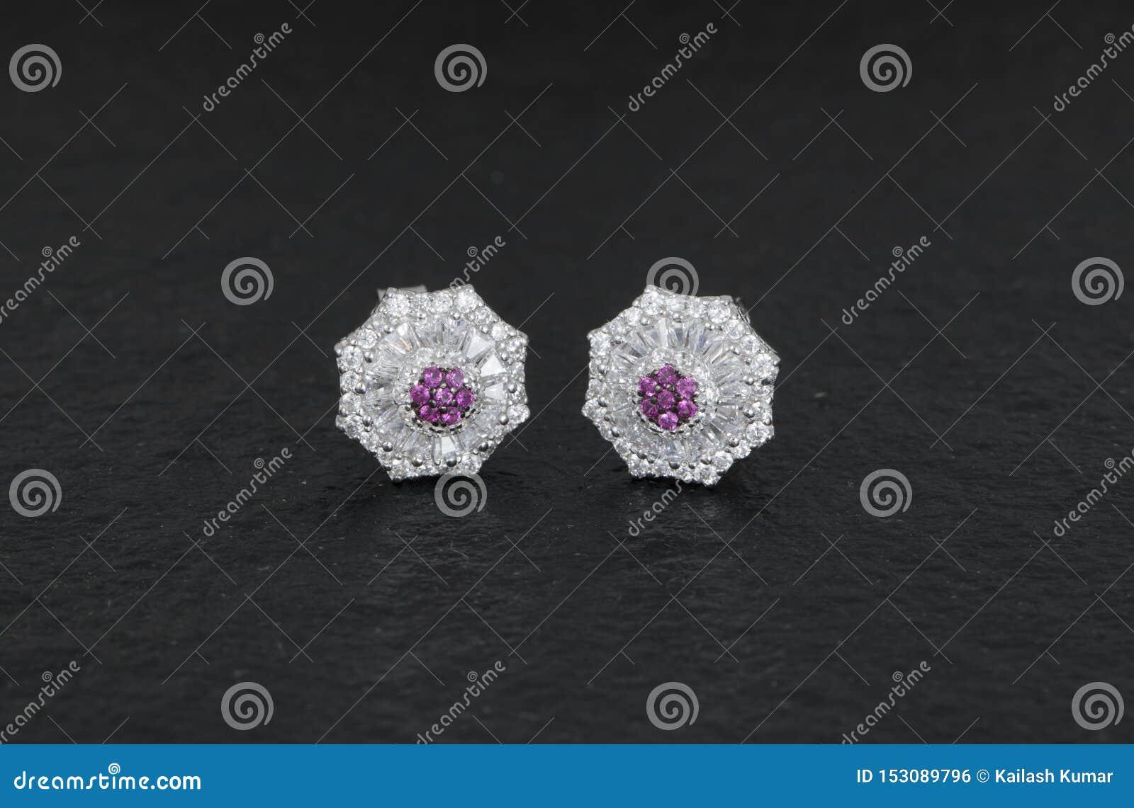 Daimond Earring
