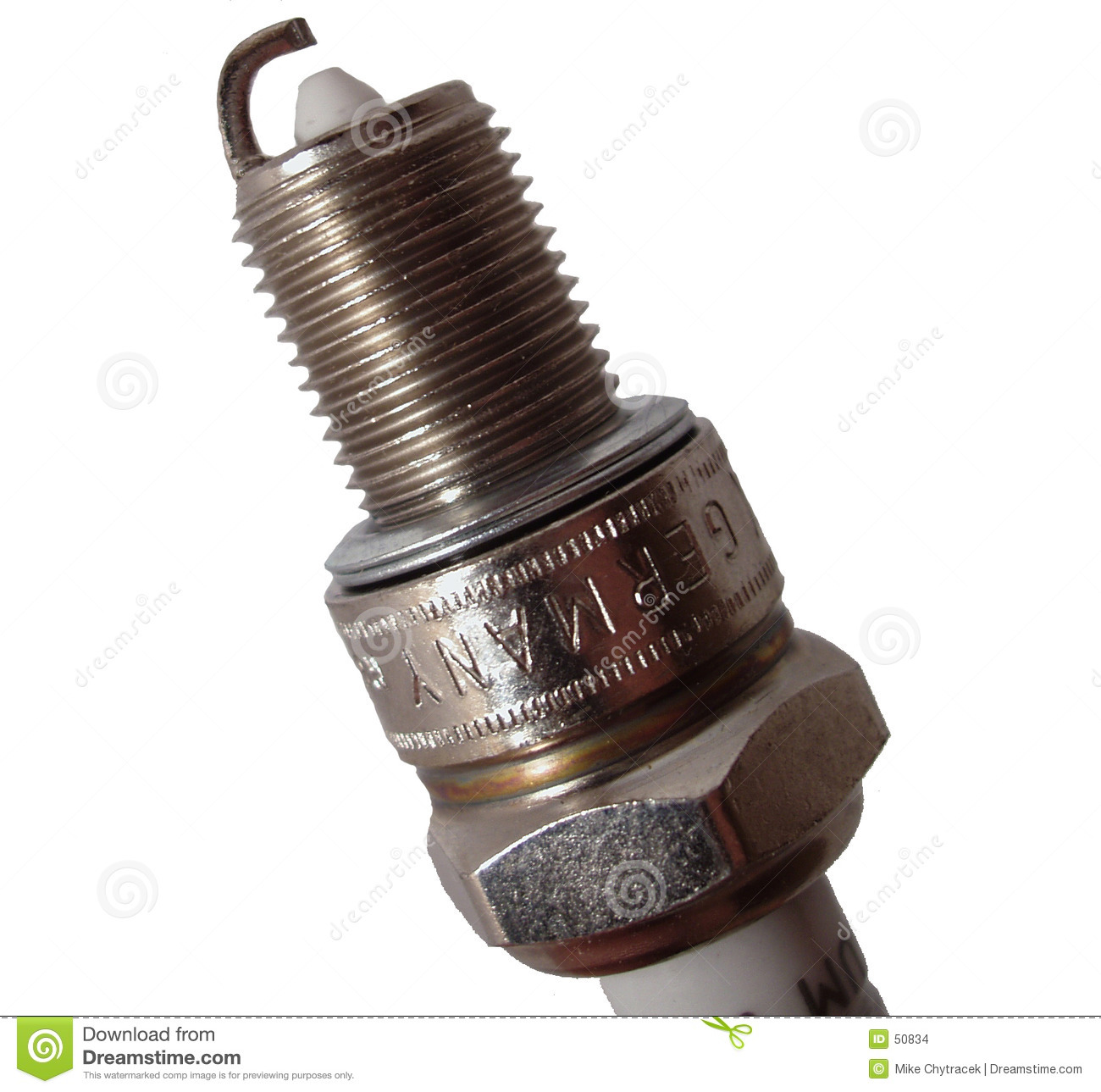 Close up do Sparkplug