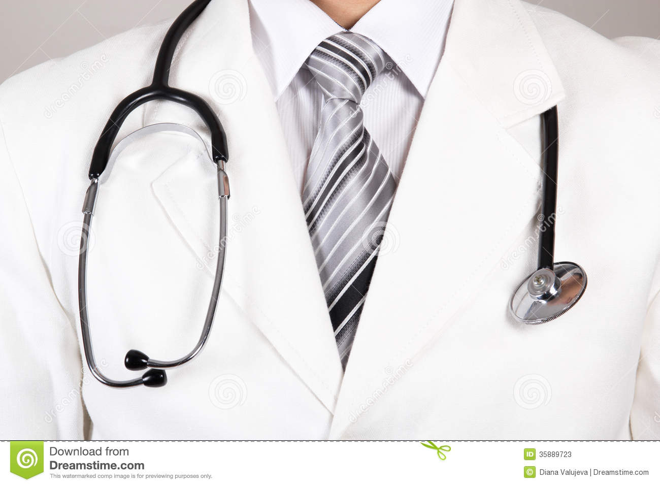 White Coat Of Doctors