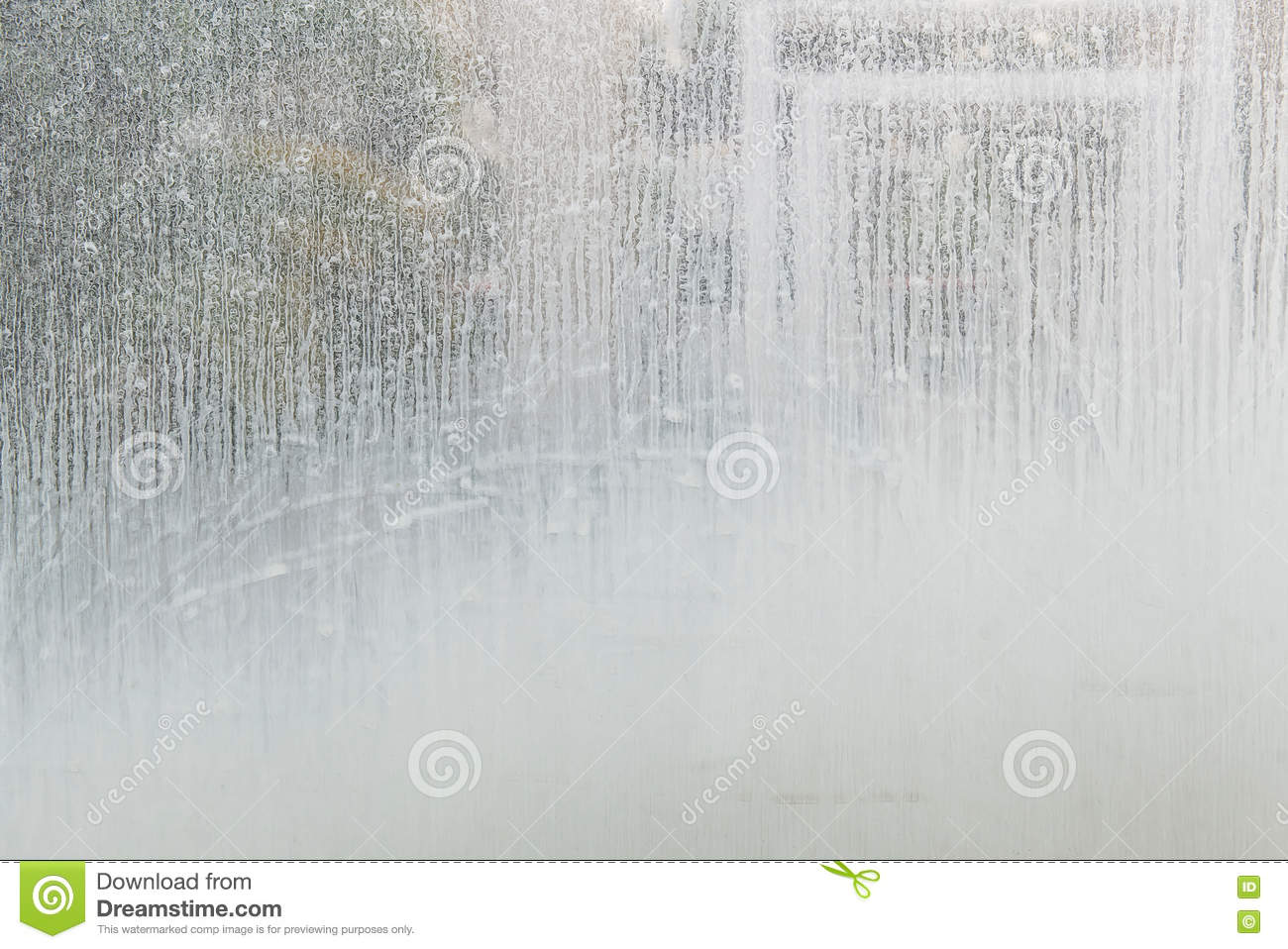 Water stains on walls in bathroom - Bathroom Dry Glass Wall Water