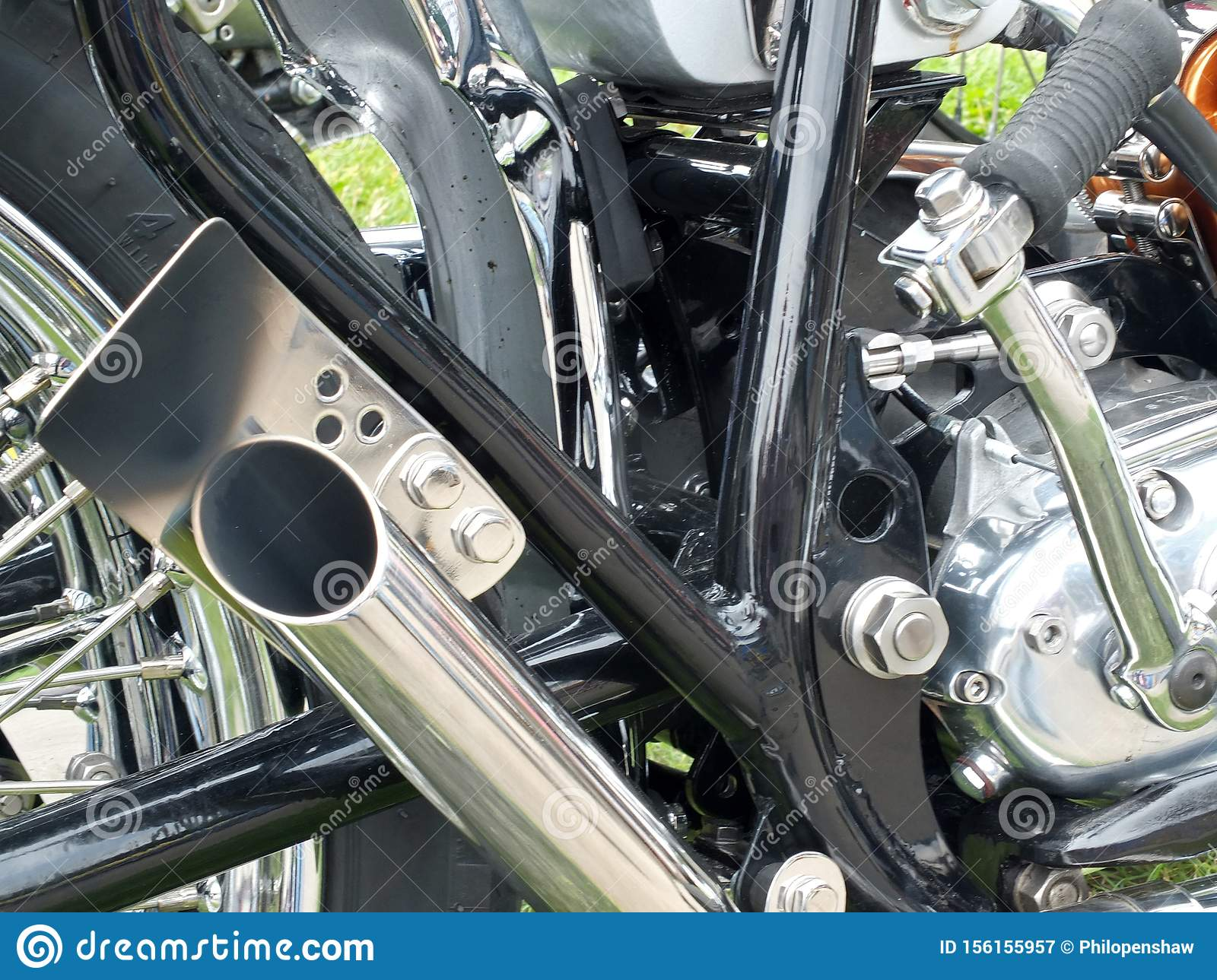 2 963 Custom Exhaust Photos Free Royalty Free Stock Photos From Dreamstime