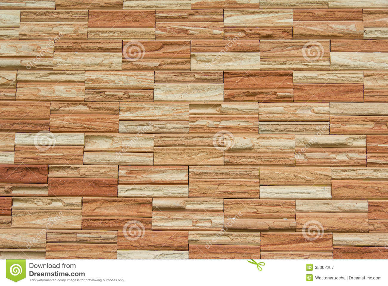 Close-up Exture Of Stone Tile Wall. Stock Image - Image of group ...