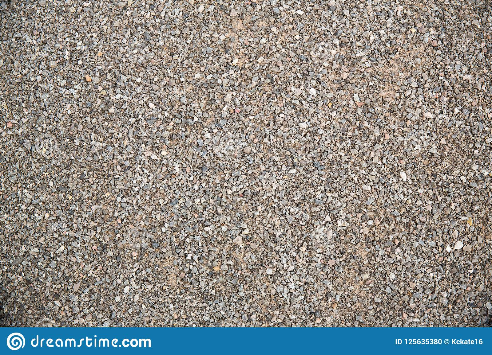 Close up fine gravel texture. gravel background, pebble wallpaper. image for background, wallpaper and copy space.