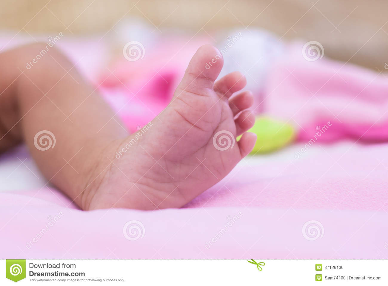American girl with foot oriented habit 8