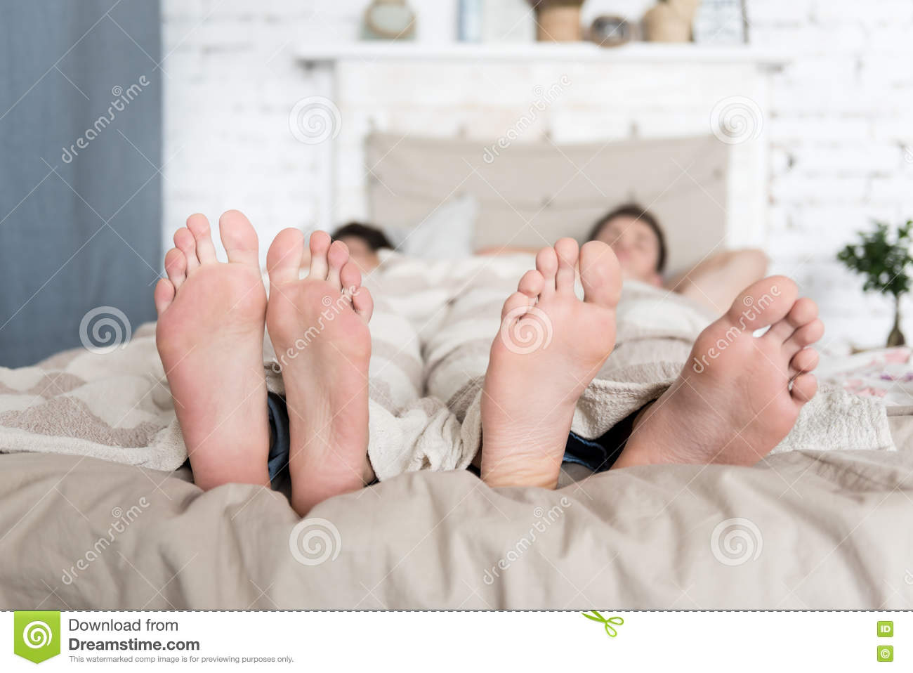 gay foot close