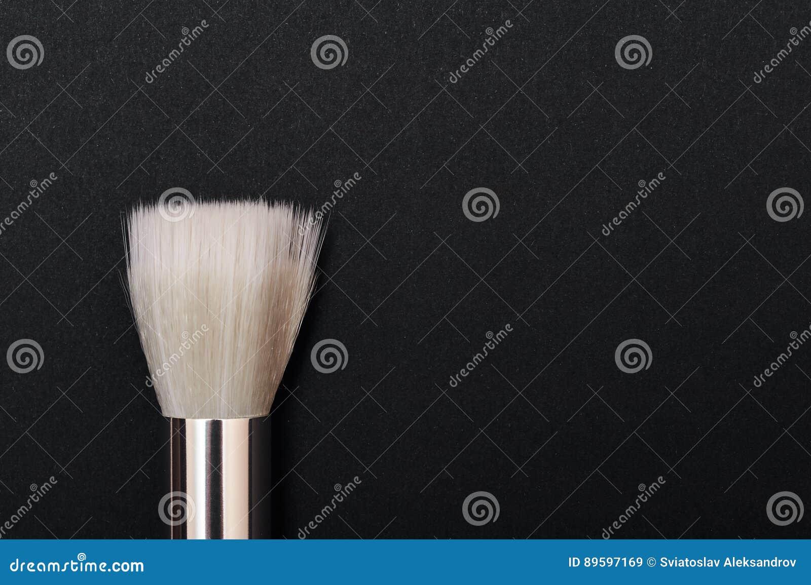 Close-up glanzende Grimeur Brush Tool