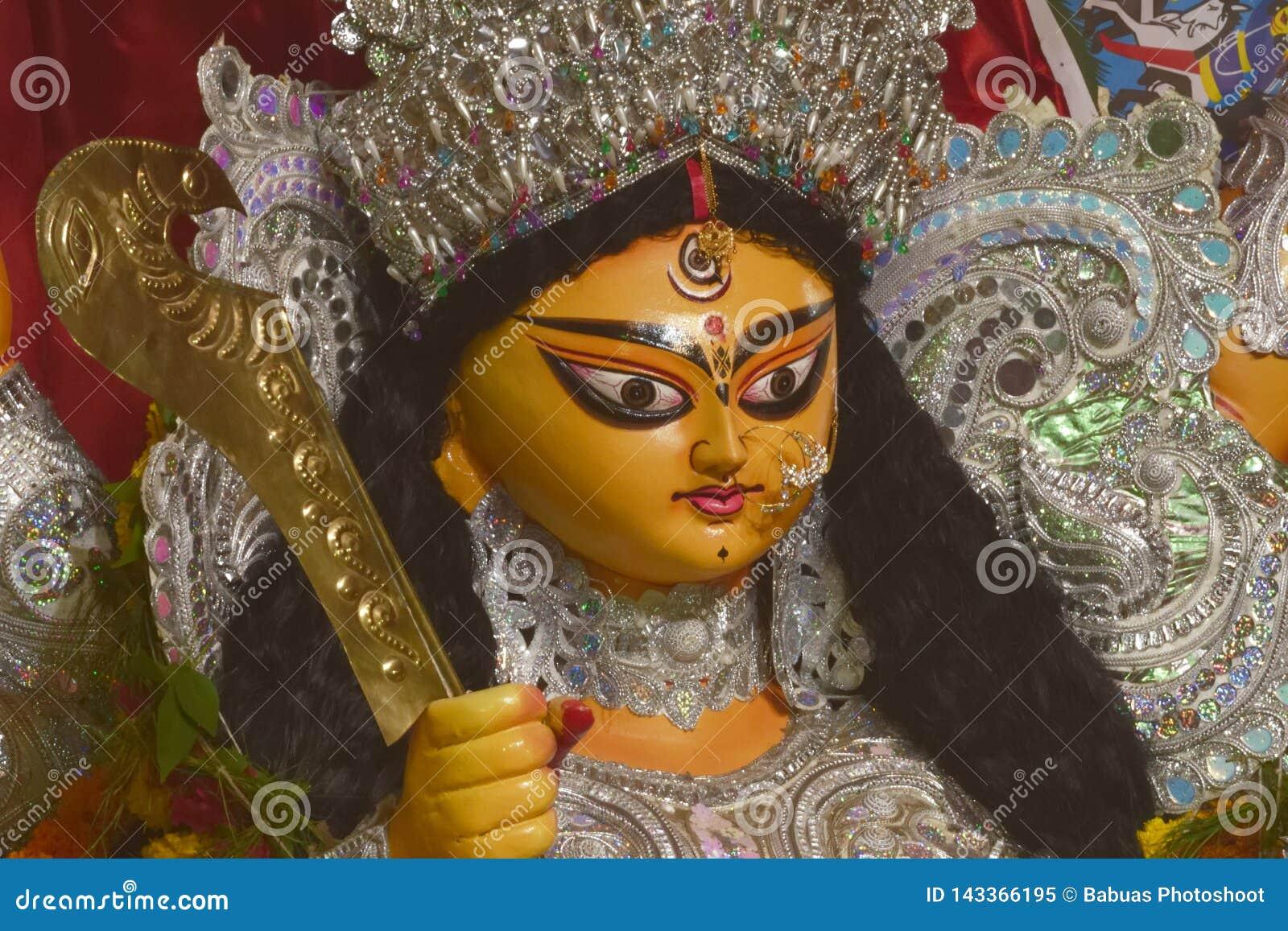 Blessings and prayers of Goddess Durga