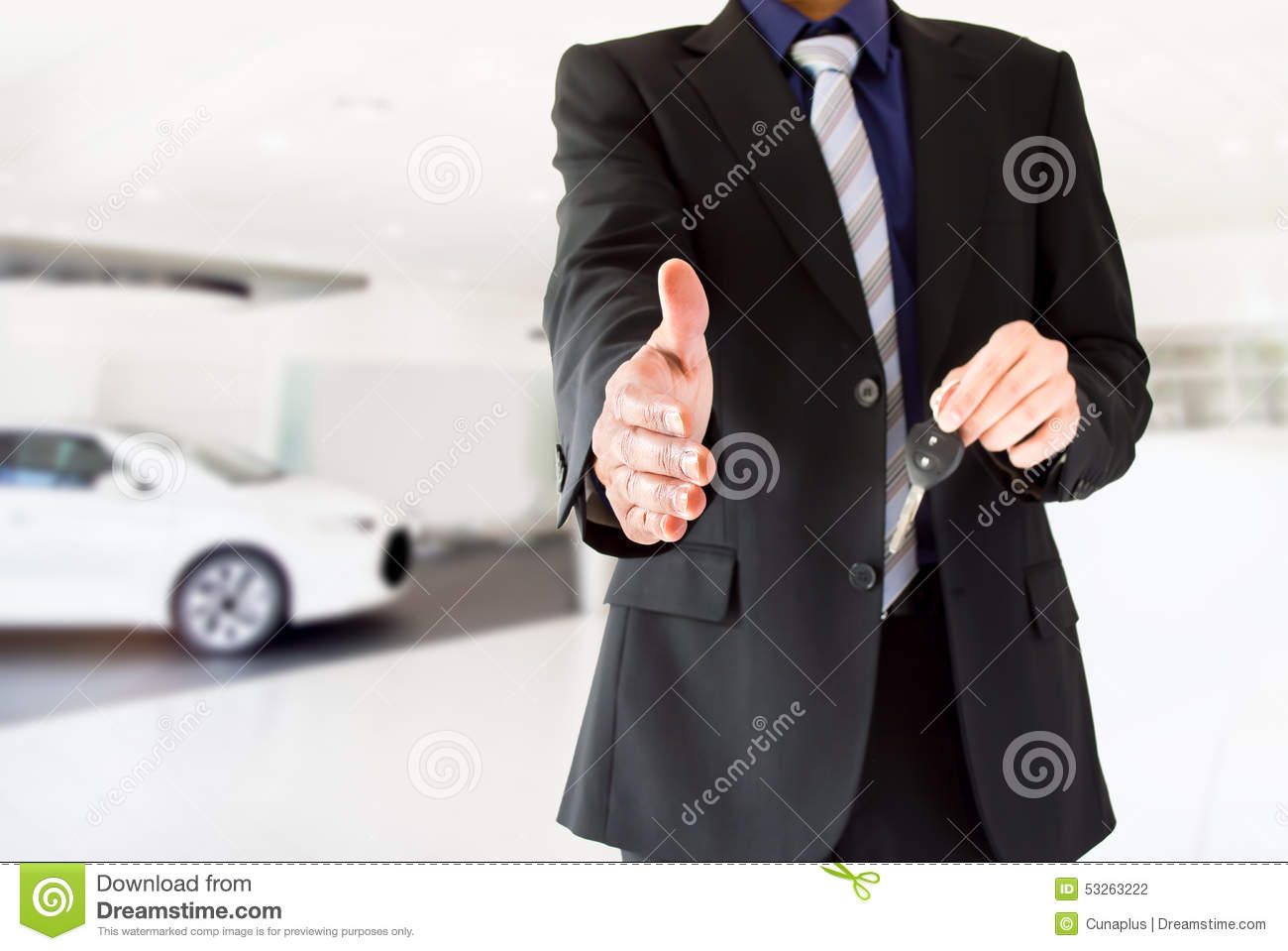 close up of a handshake from a dealership stock photo image 53263222. Black Bedroom Furniture Sets. Home Design Ideas