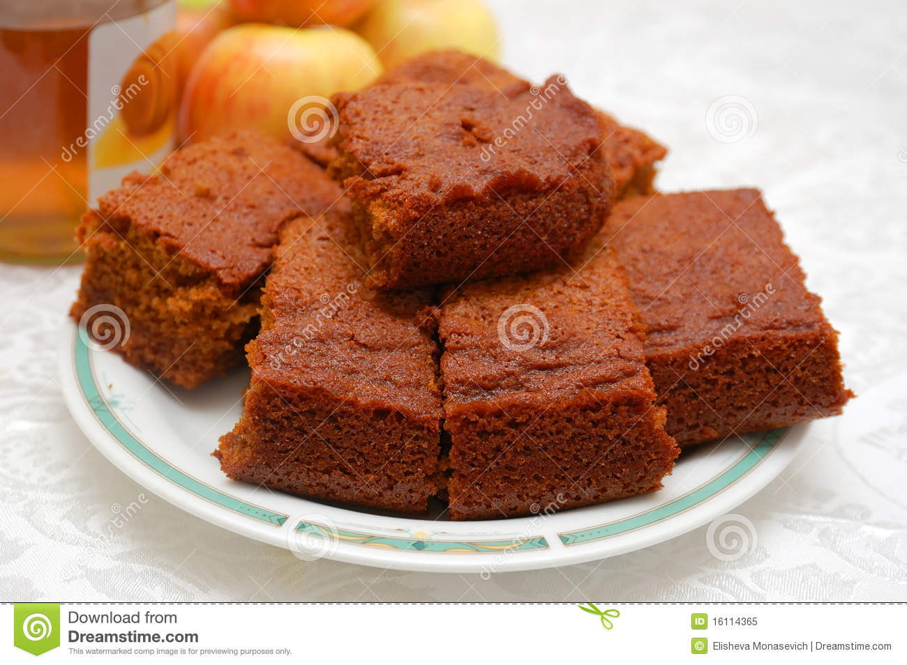 Clipart Of Honey Cake : Close Up Of Honey Cake Royalty Free Stock Photo - Image ...